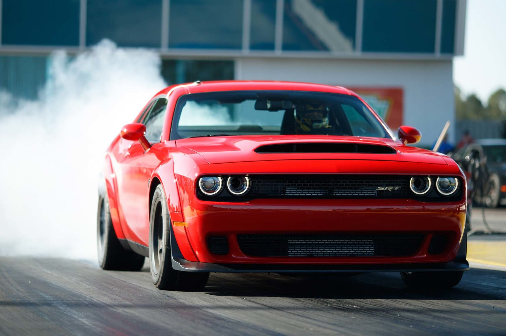 2018 Dodge Challenger >> 2018 Dodge Challenger Srt Demon Gets Its Own Insurance Provider