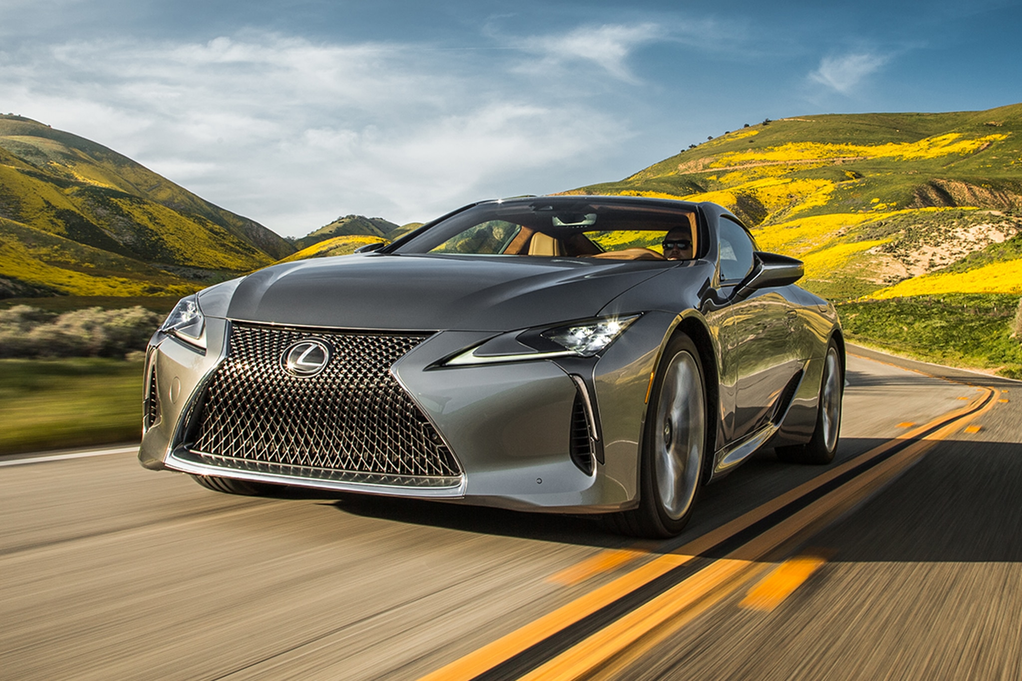 Lexus LC 500 to Star in Marvel's Black Panther ...