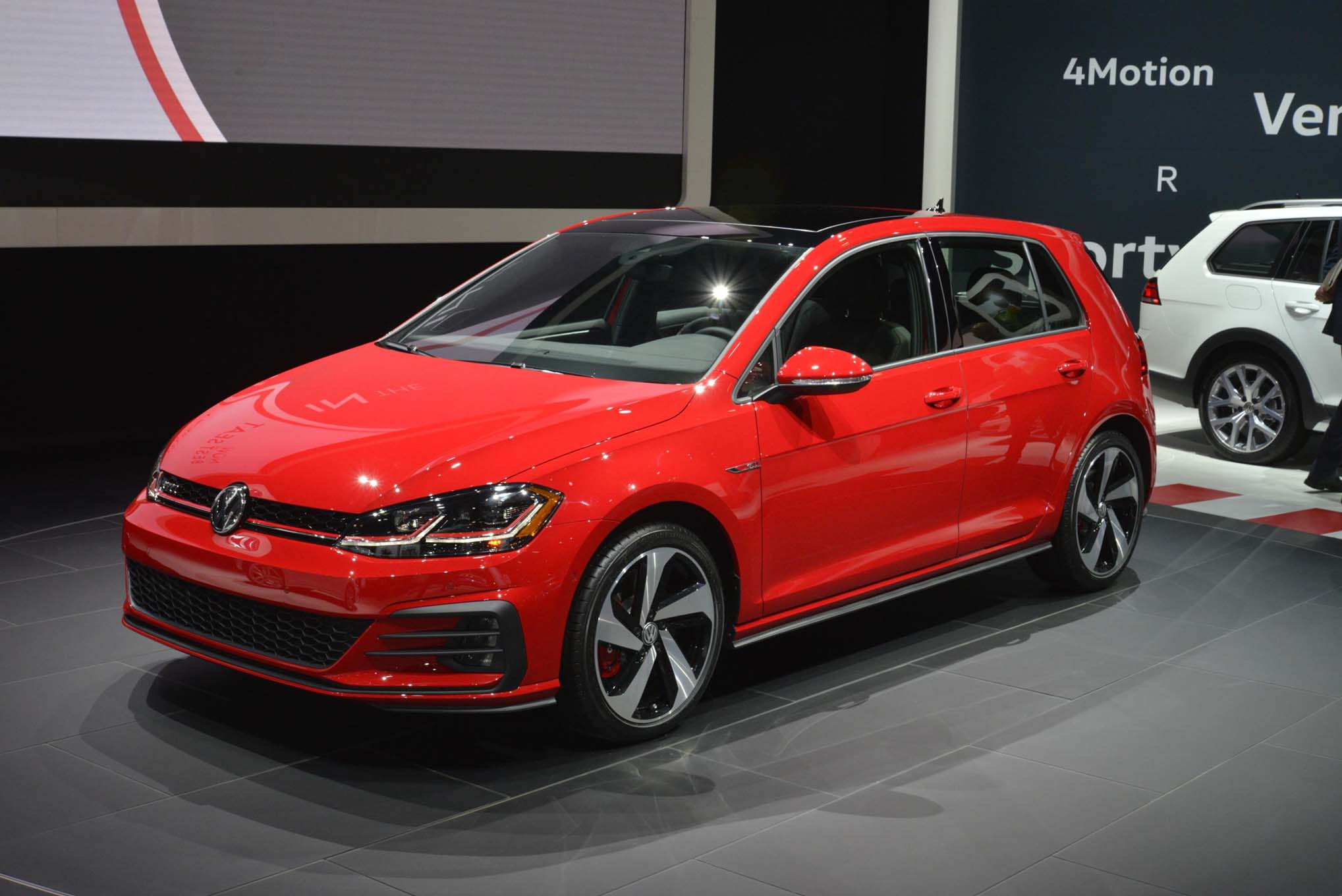 eighth gen volkswagen golf to begin production summer of. Black Bedroom Furniture Sets. Home Design Ideas