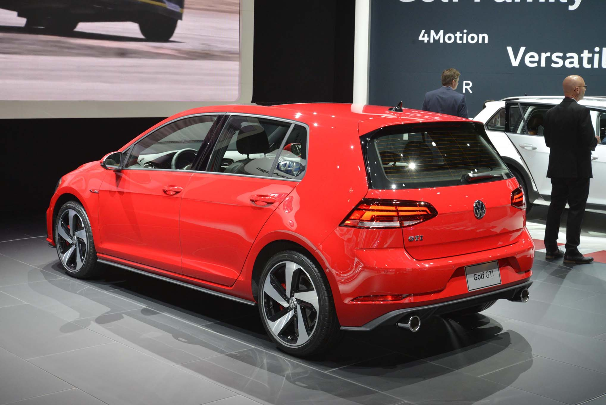 2018 Gti Release >> Eighth-Gen Volkswagen Golf to Begin Production Summer of 2019 | Automobile Magazine