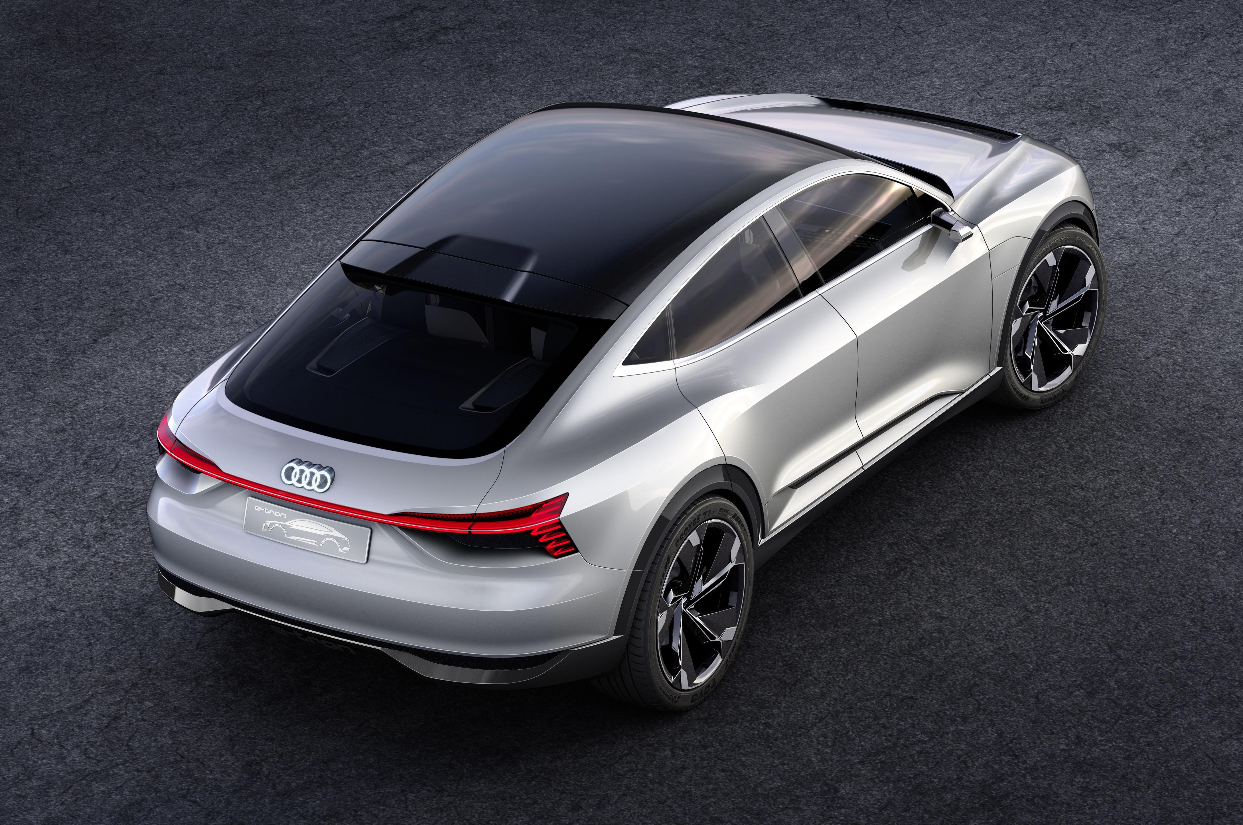 Audi E Tron Gt Is Coming Automobile Magazine
