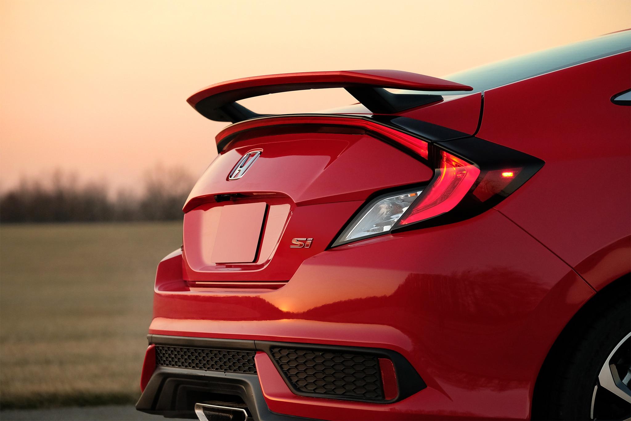 2017 Honda Civic Si Coupe Quick Take Review