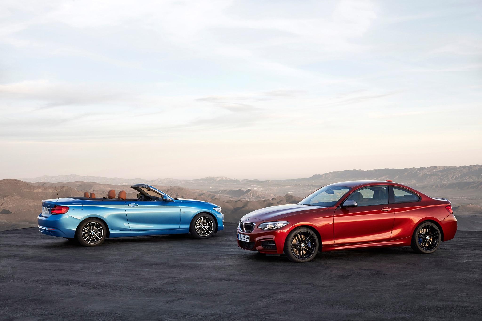 2018 Bmw 2 Series Arrives With Subtle Updates Automobile