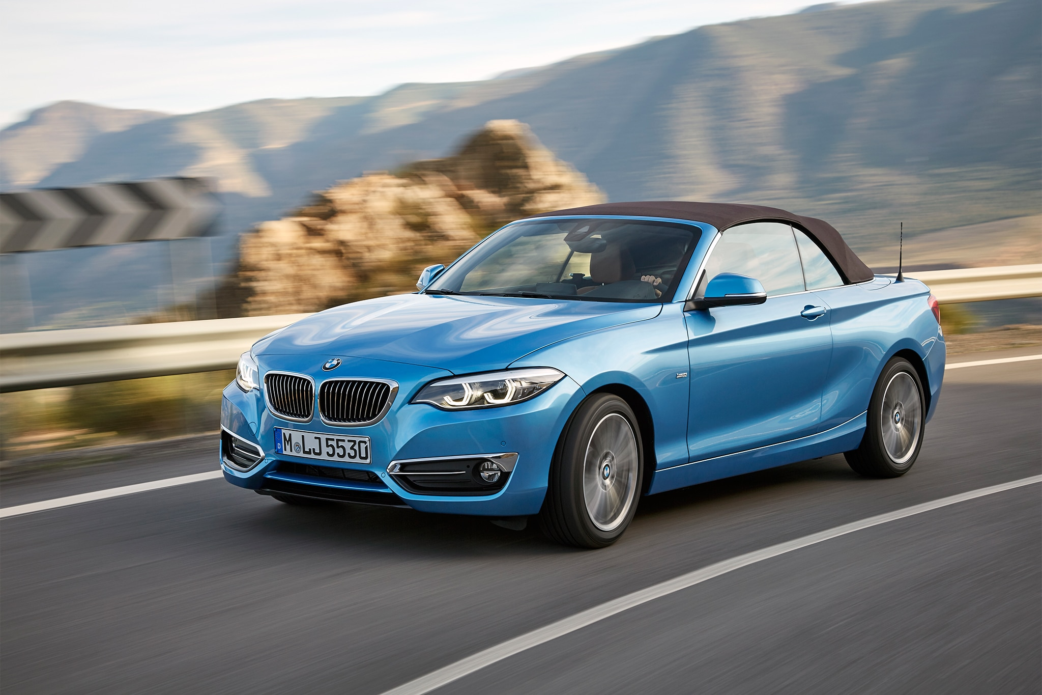 Bmw 228I Convertible >> 2018 BMW 2 Series Arrives with Subtle Updates | Automobile Magazine