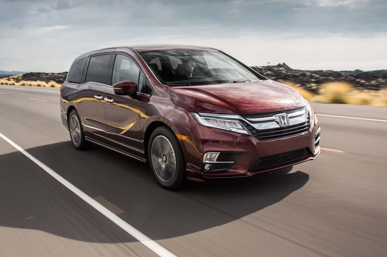 2018 Honda Odyssey Priced from $30,890 | Automobile Magazine