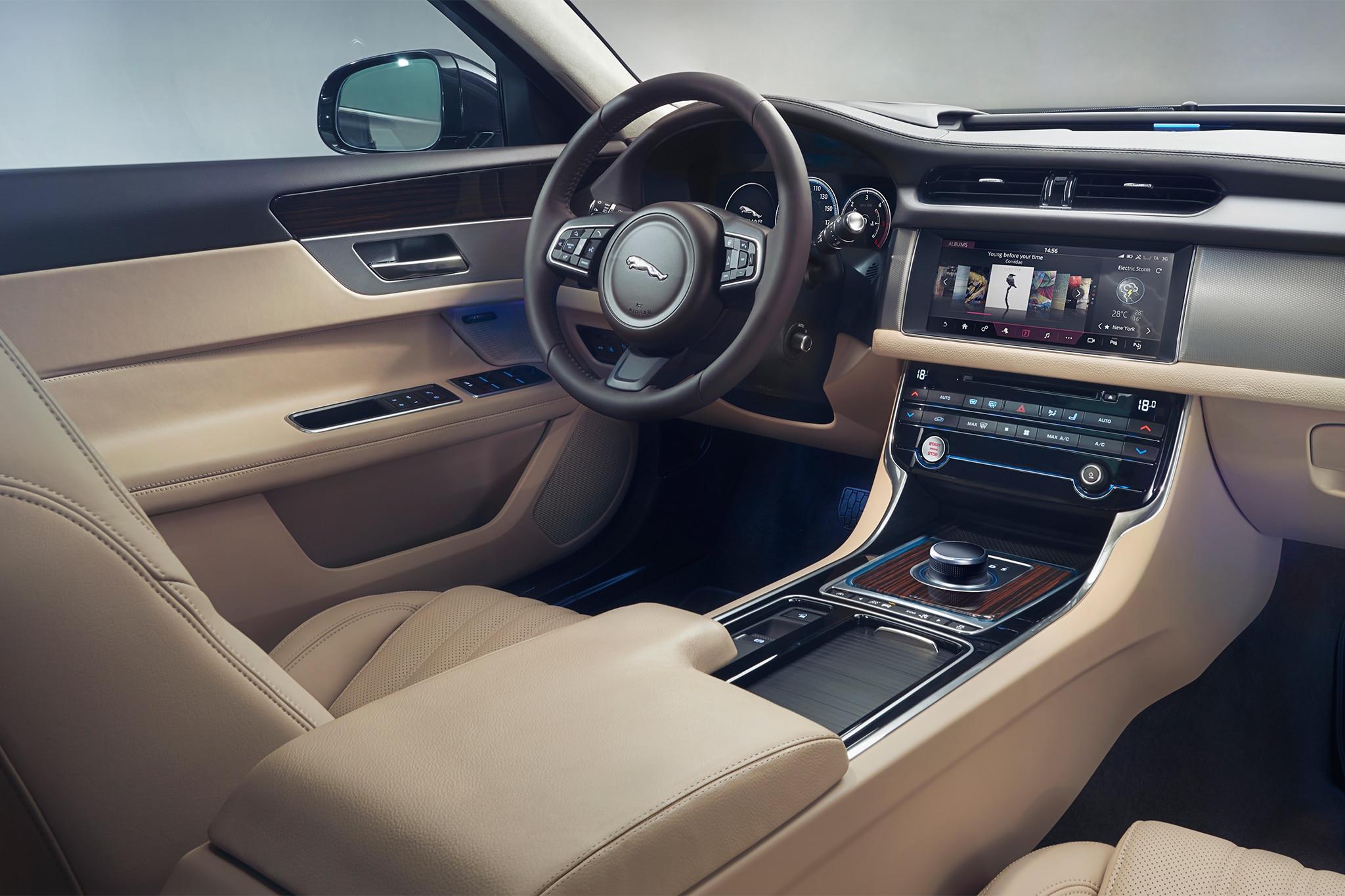 first drive 2018 jaguar xf s sportbrake automobile magazine