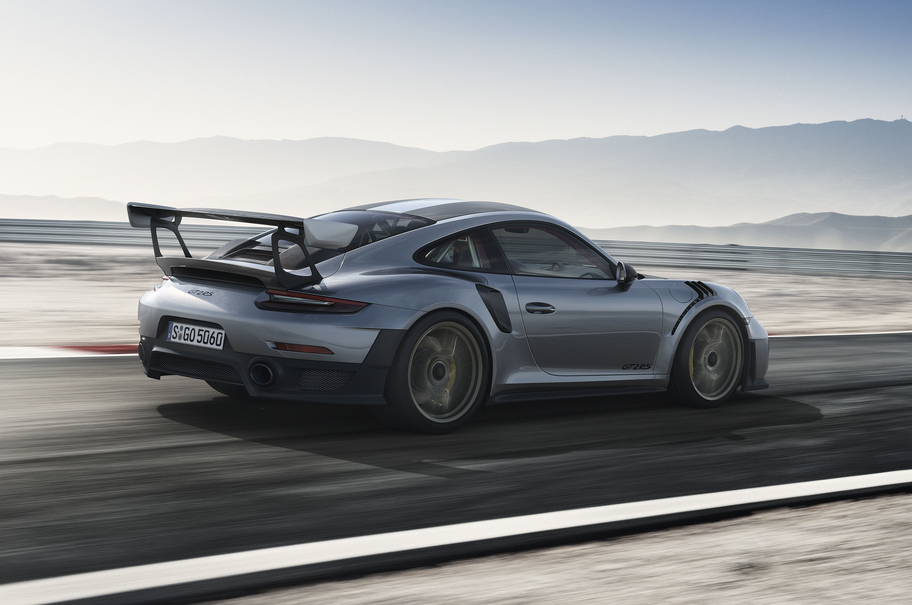 watch the porsche 911 gt2 rs dominate at donuts automobile magazine. Black Bedroom Furniture Sets. Home Design Ideas