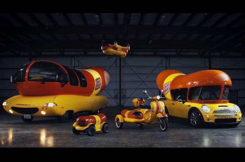 Oscar Mayer Wienermobile Fleet