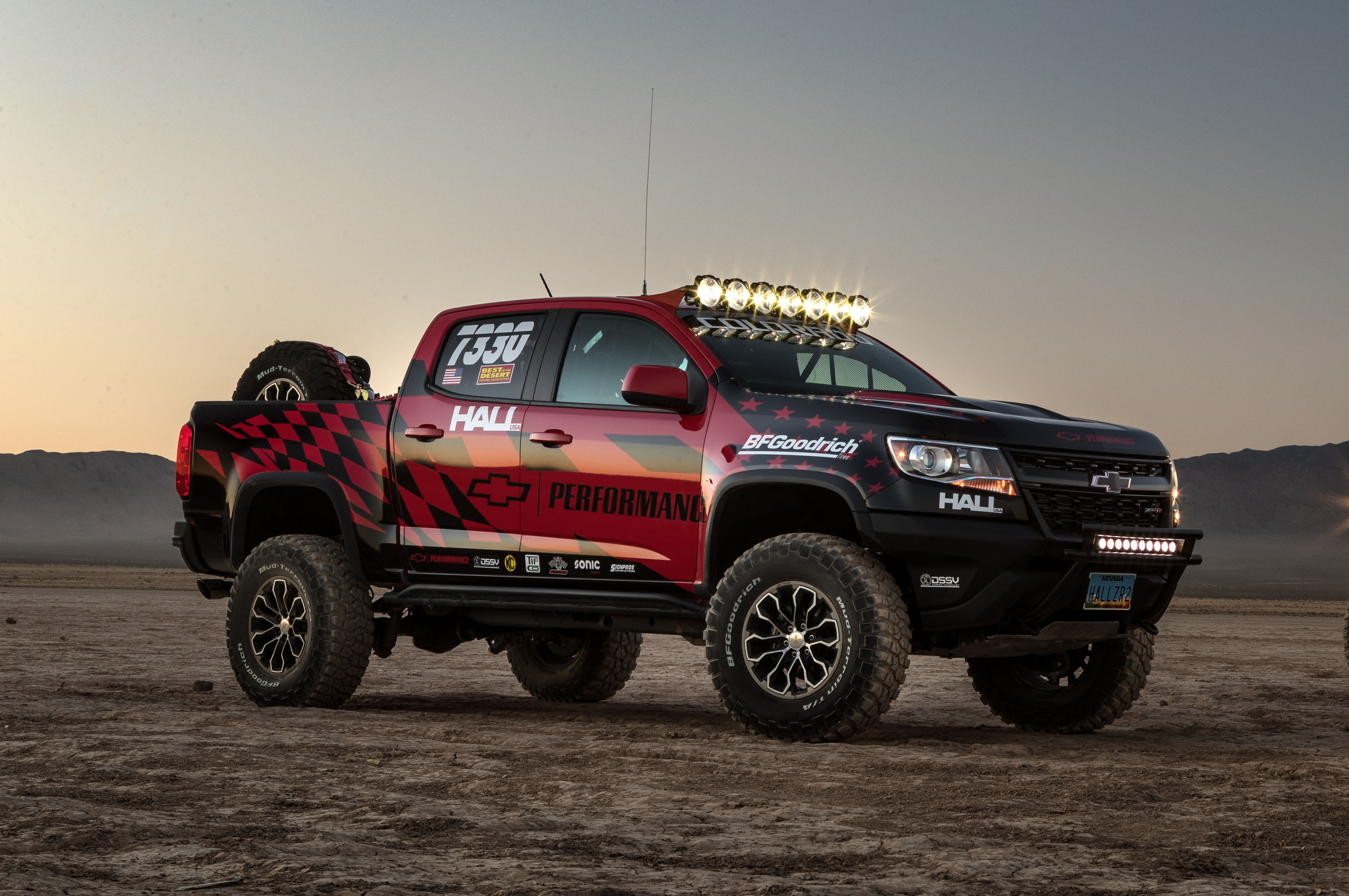 Chevrolet Colorado ZR2 Gears Up for Competition Debut ...