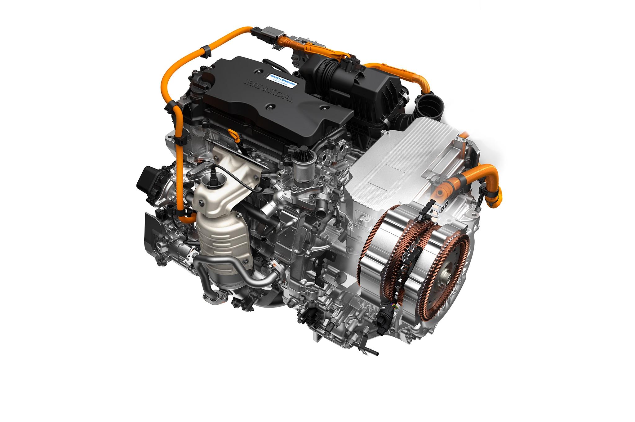 honda accord hybrid base price slashed   automobile magazine