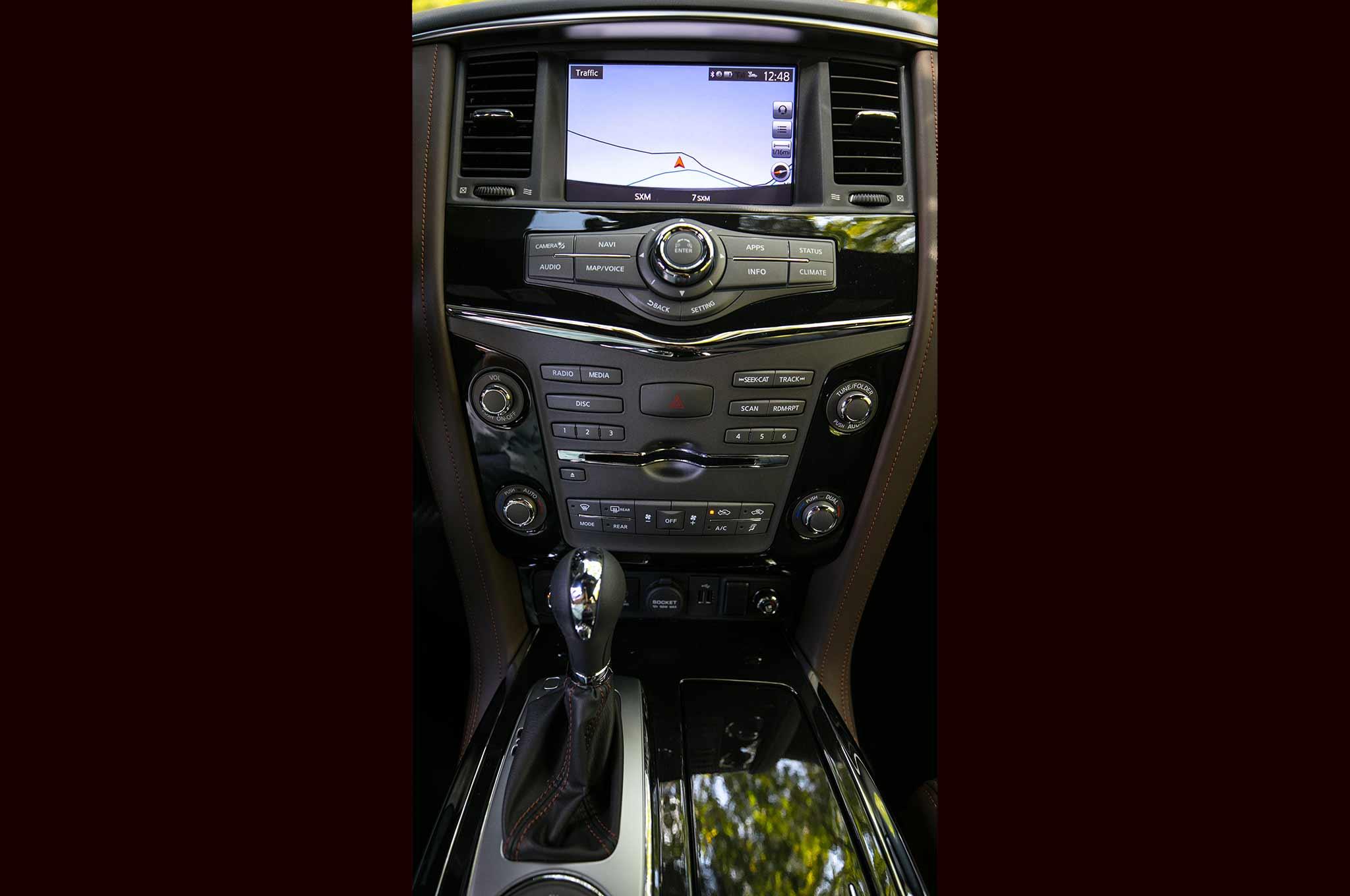 Nissan Armada Mpg >> 2018 Nissan Armada Platinum Reserve is Not a Credit Card, It's a Truck Trim | Automobile Magazine
