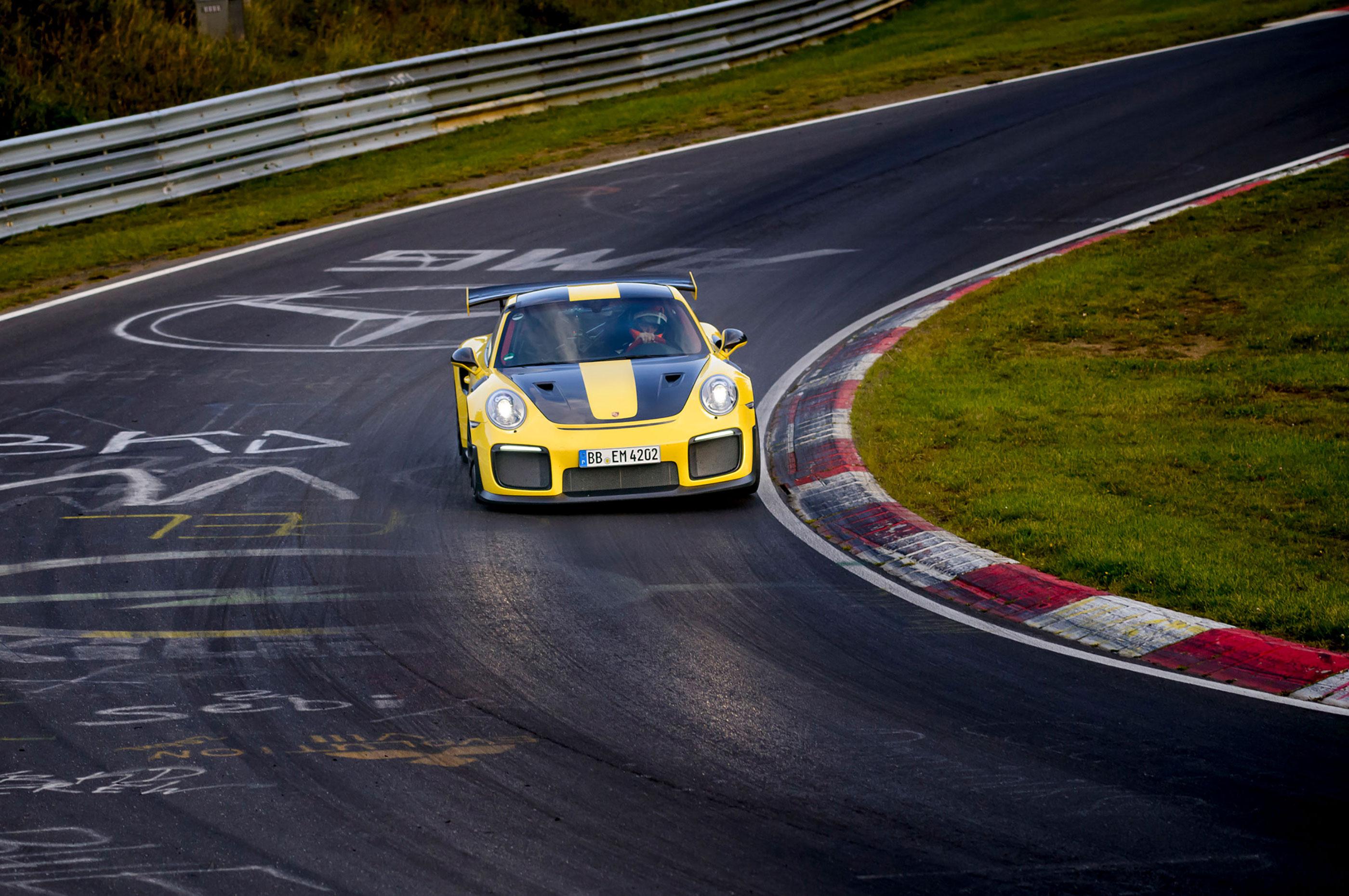 2018-Porsche-911-GT2-RS-lap-record-2 Astounding Porsche 911 Gt2 Car and Driver Cars Trend