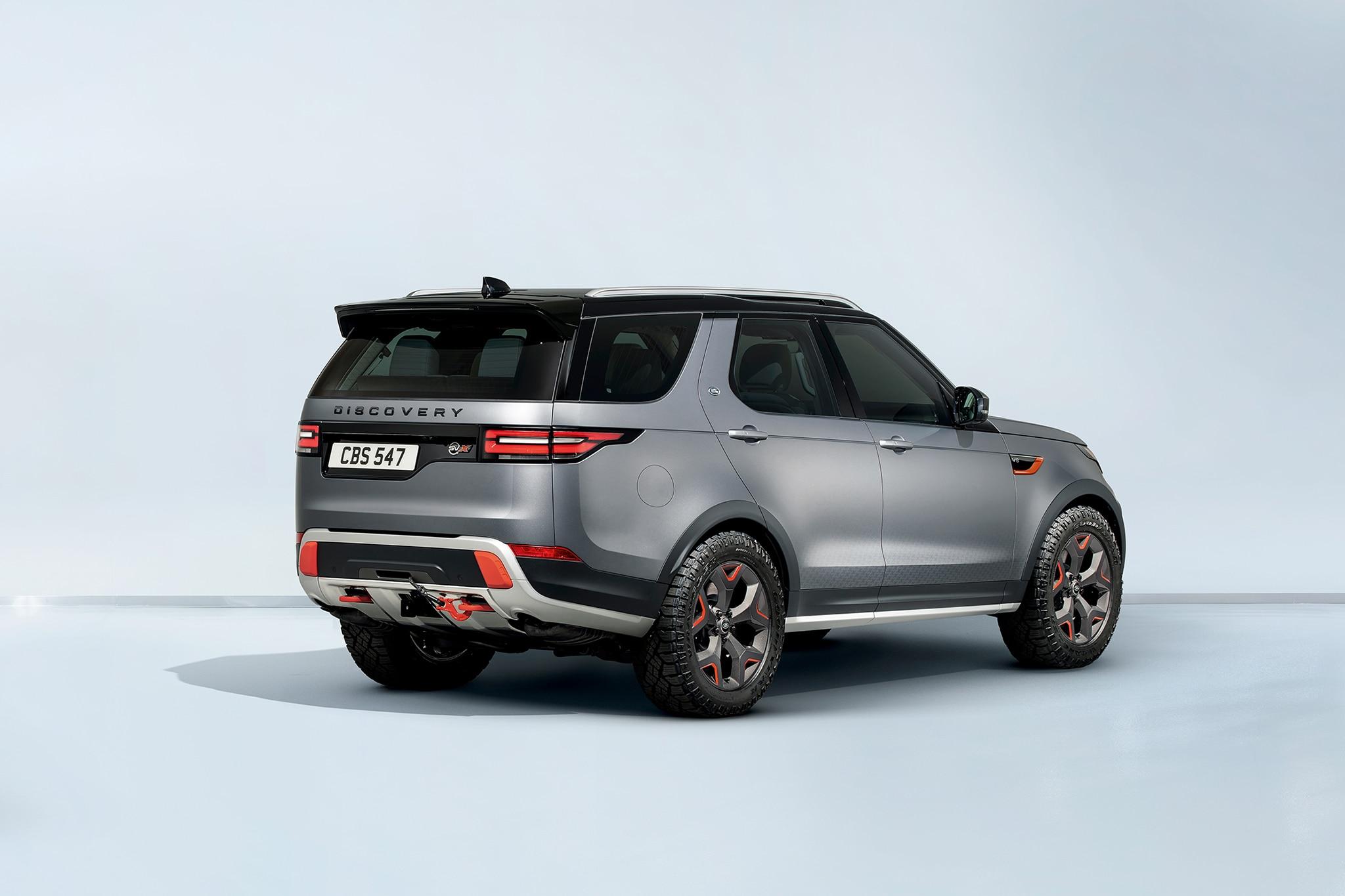 jaguar land rover to introduce more svx models says report automobile magazine. Black Bedroom Furniture Sets. Home Design Ideas