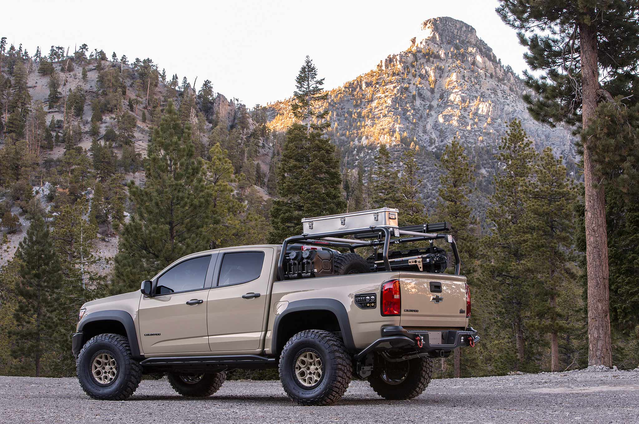 Is the Chevrolet Colorado ZR2 AEV Going Into Production ...