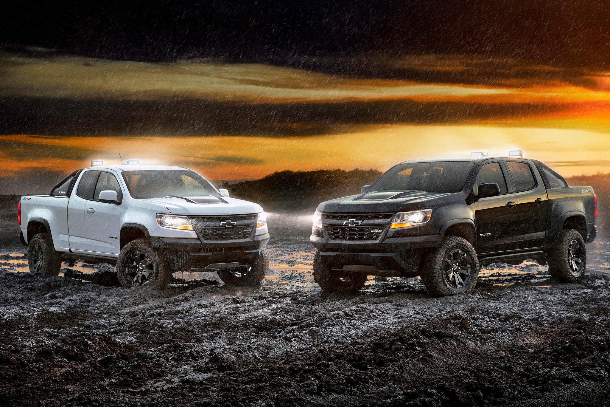 Chevrolet Launches Colorado ZR2