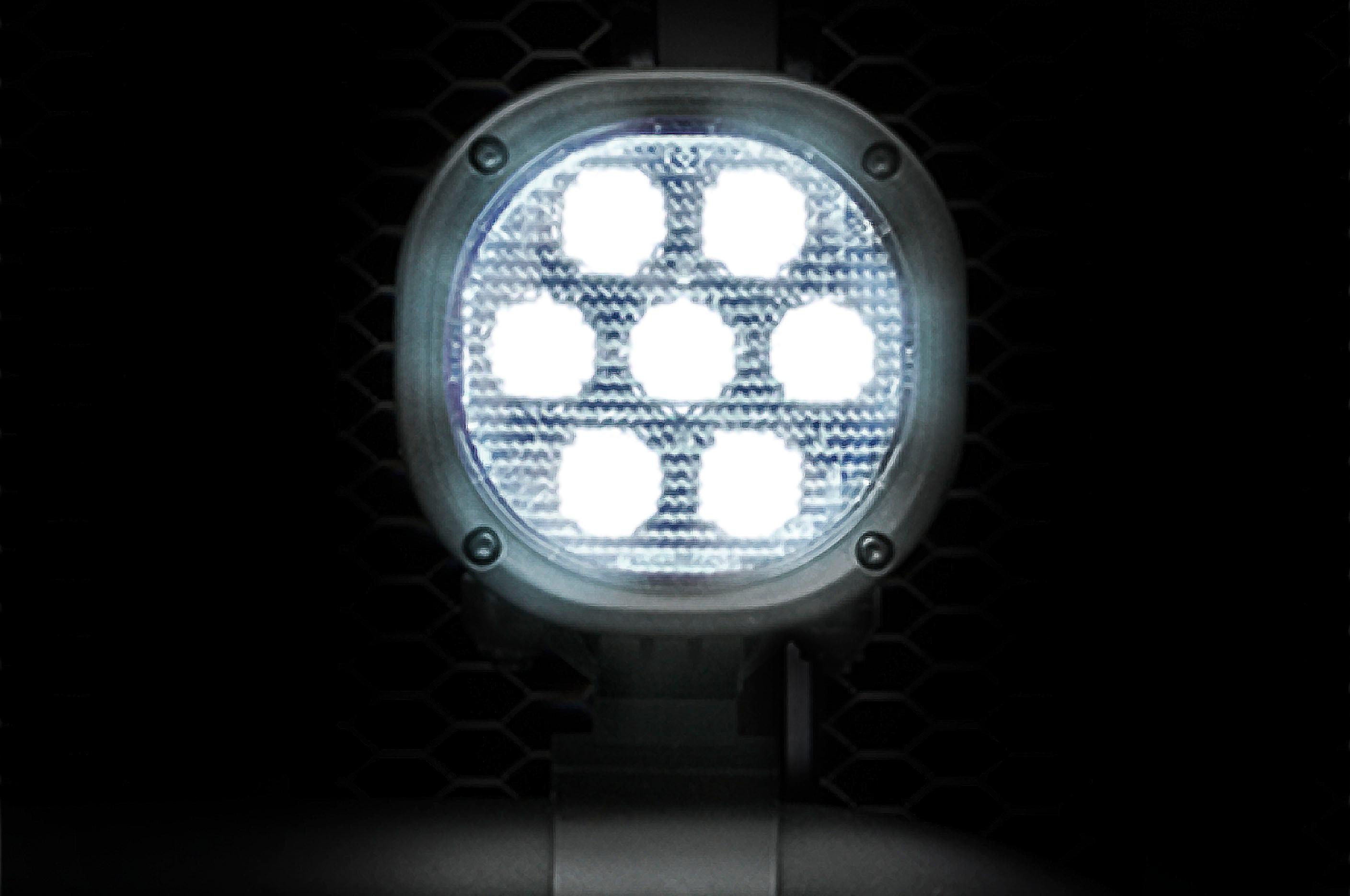 2018 Jeep Wrangler Mopar Lighting