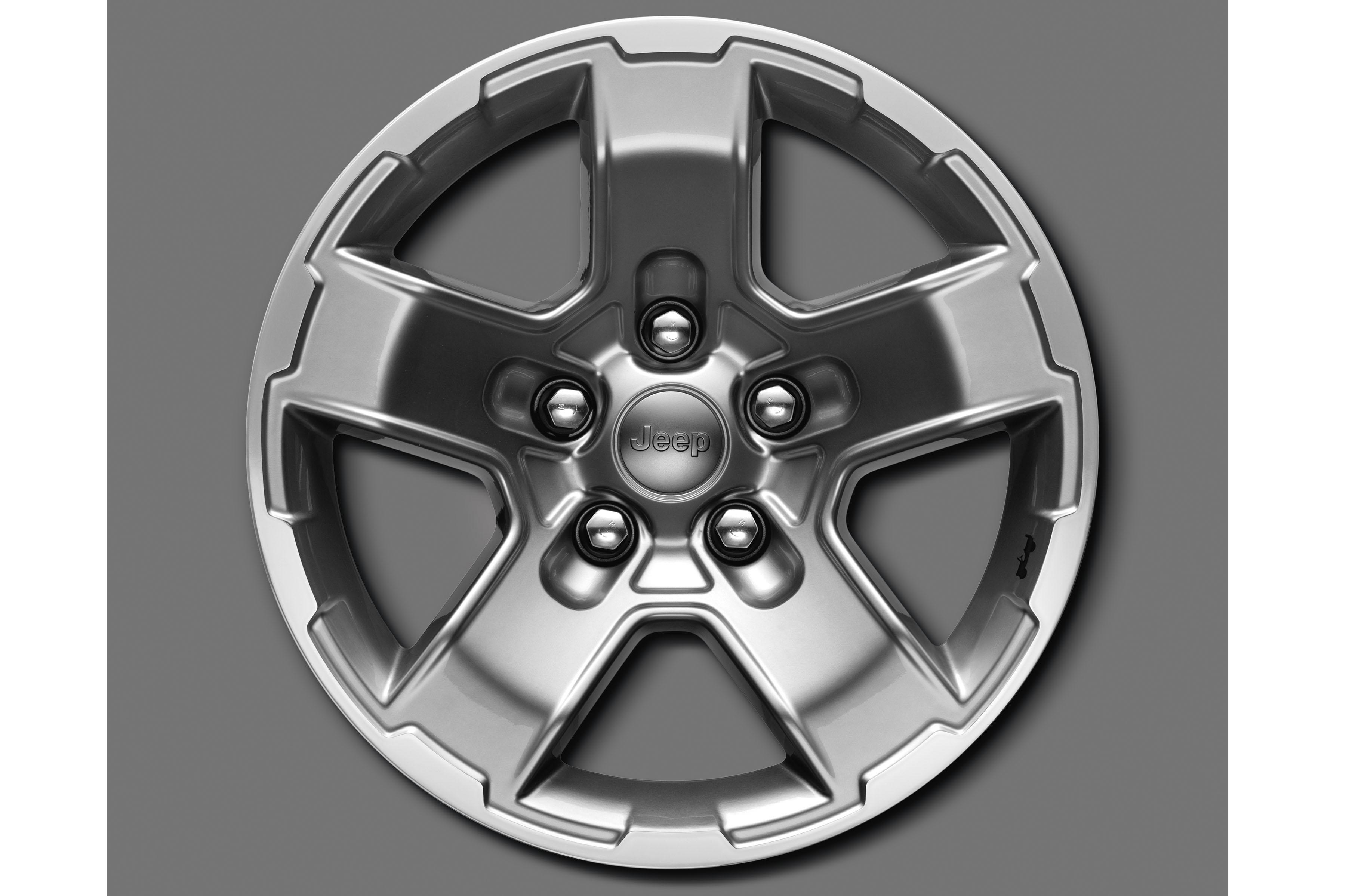 2018 Jeep Wrangler Mopar Wheel
