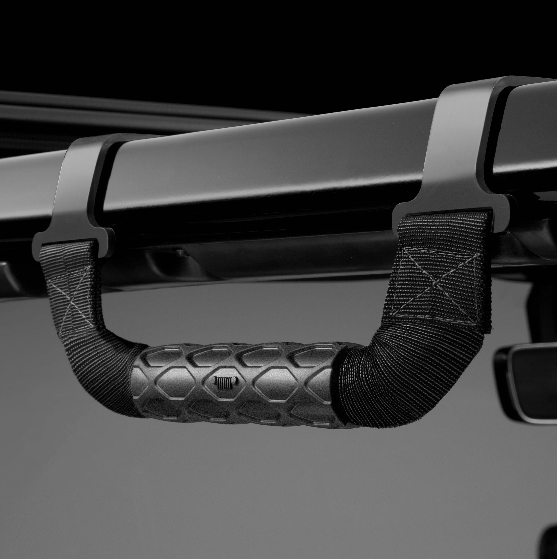 2018 Jeep Wrangler Grab Handles For Sport Bars