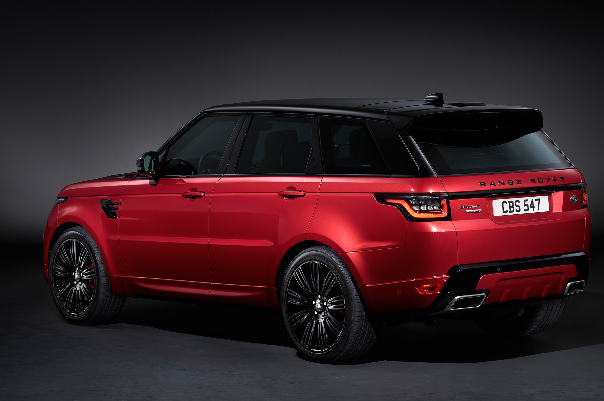range rover sport gets an update and a phev version automobile magazine. Black Bedroom Furniture Sets. Home Design Ideas