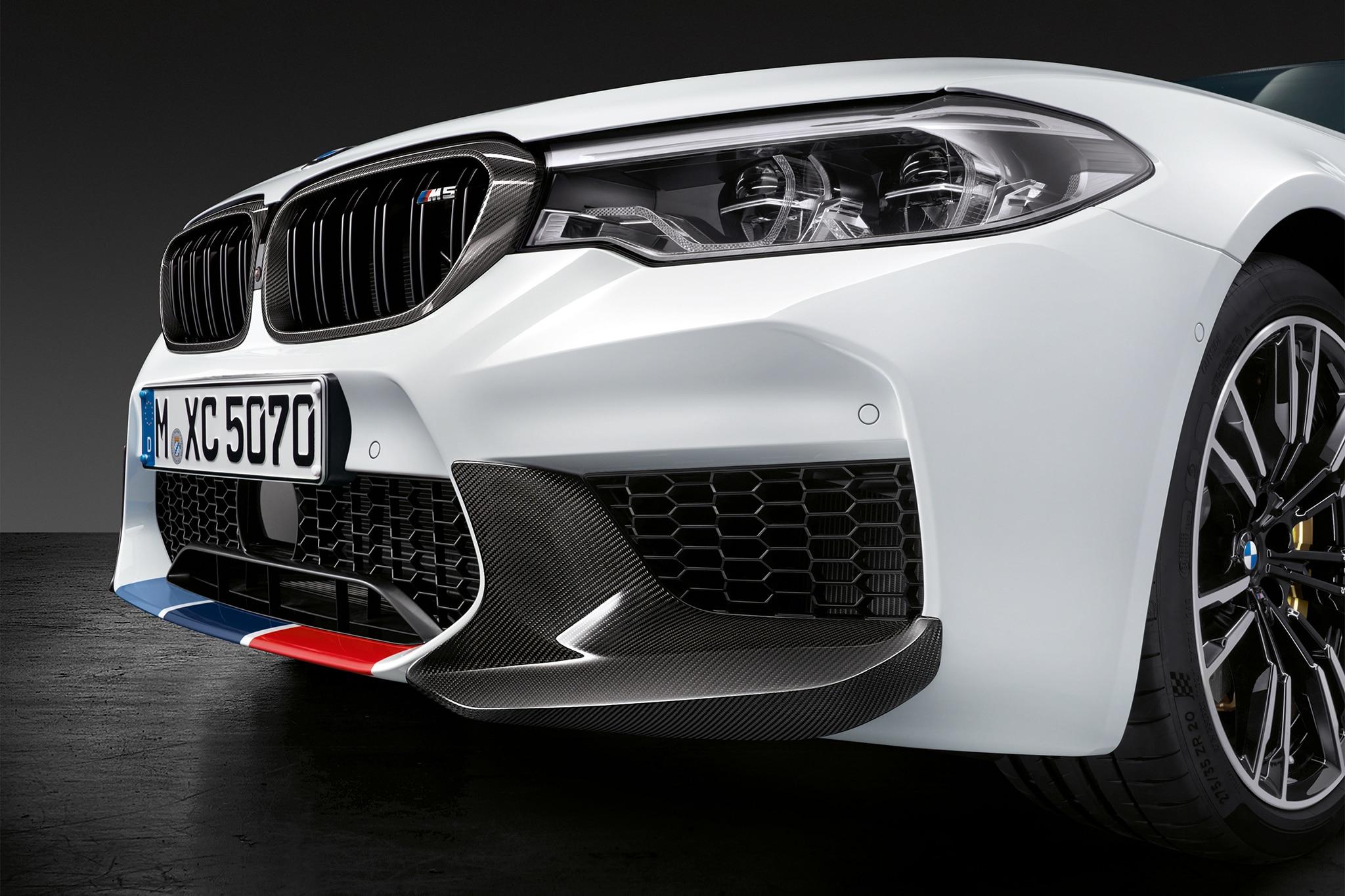BMW M5 Performance Parts 01
