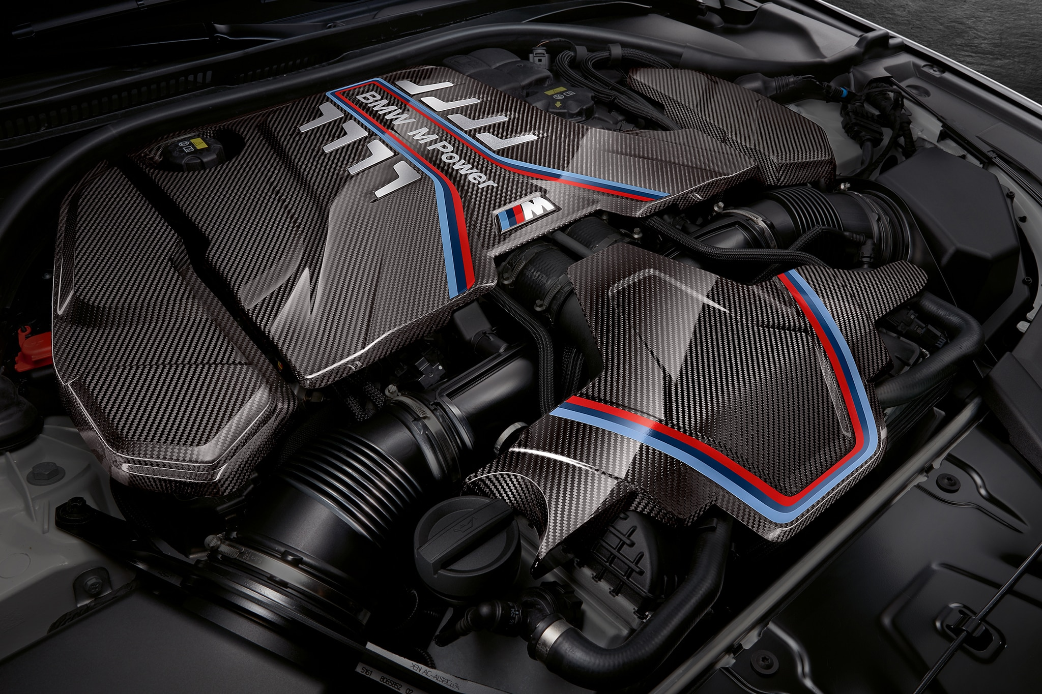 BMW M5 Performance Parts 03