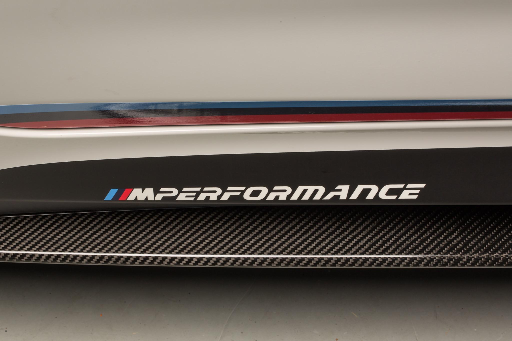 BMW M5 Performance Parts 13