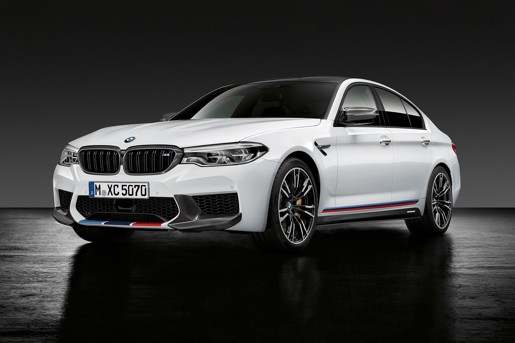 BMW M5 Performance Parts 17