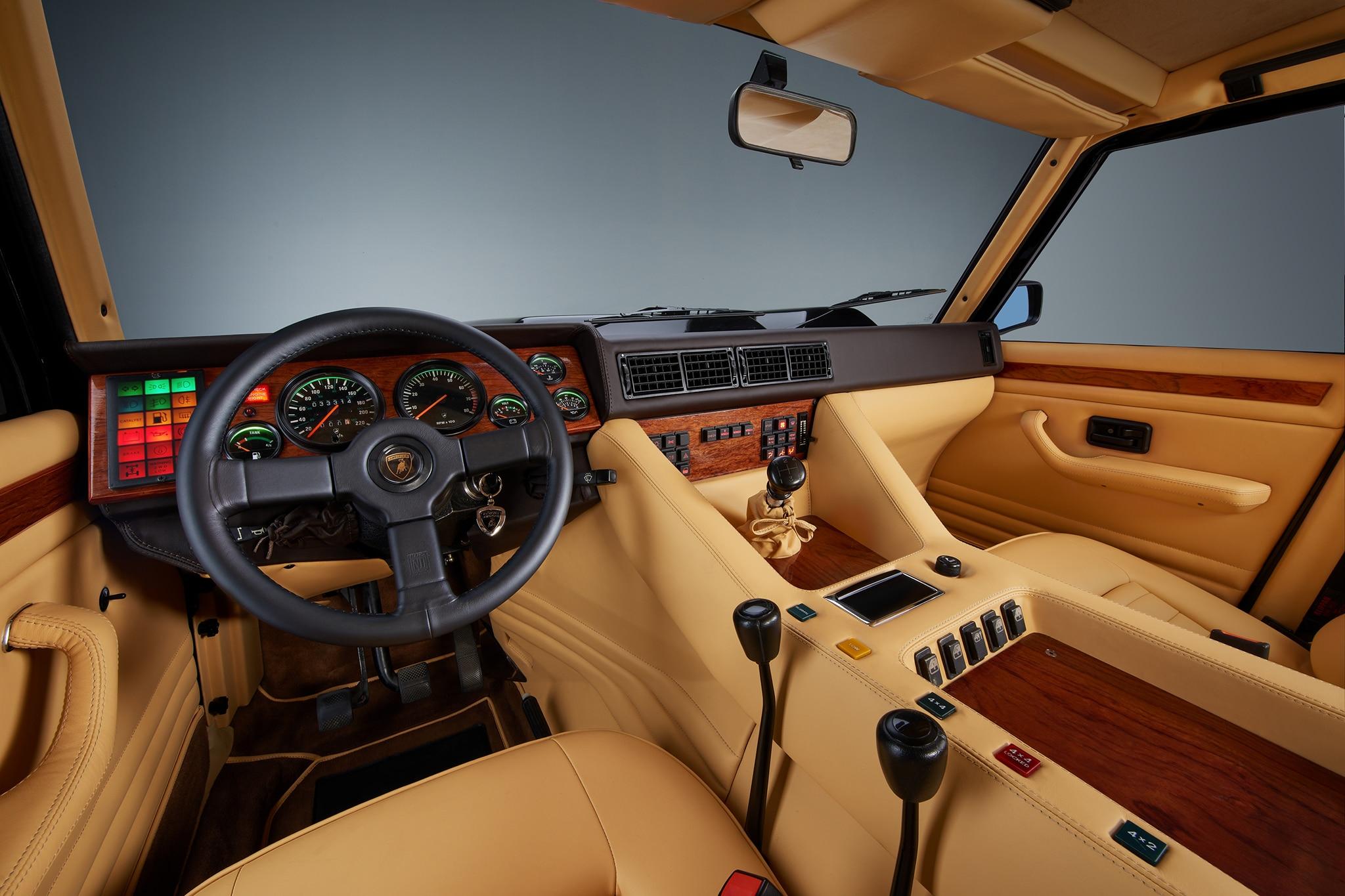 1986 1993 Lamborghini Lm002 Luxury Suv Review