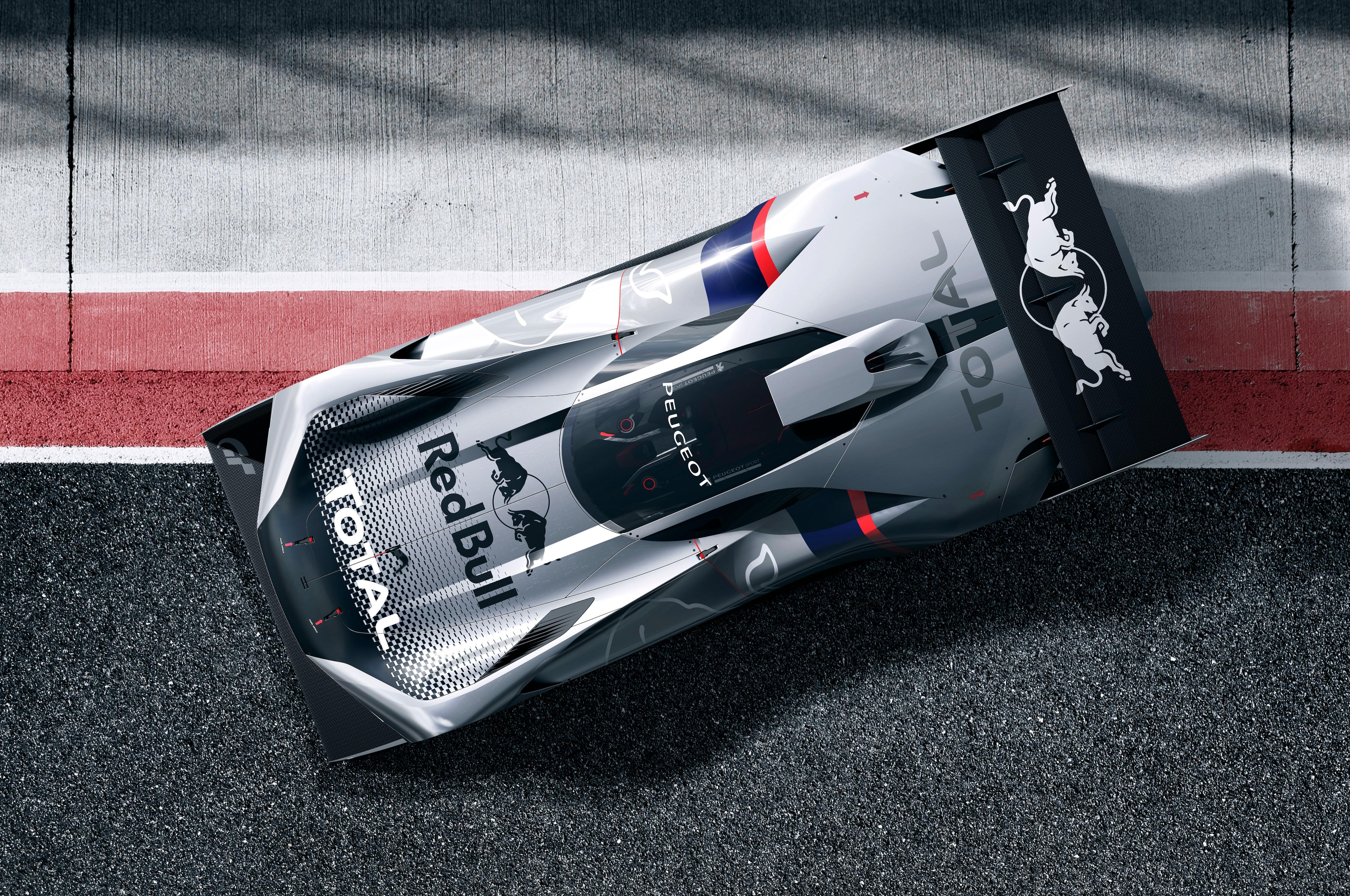 Image [ 27 of 49 ] - Peugeot L750 R Hybrid Vision Gran Turismo 4k 7 ...