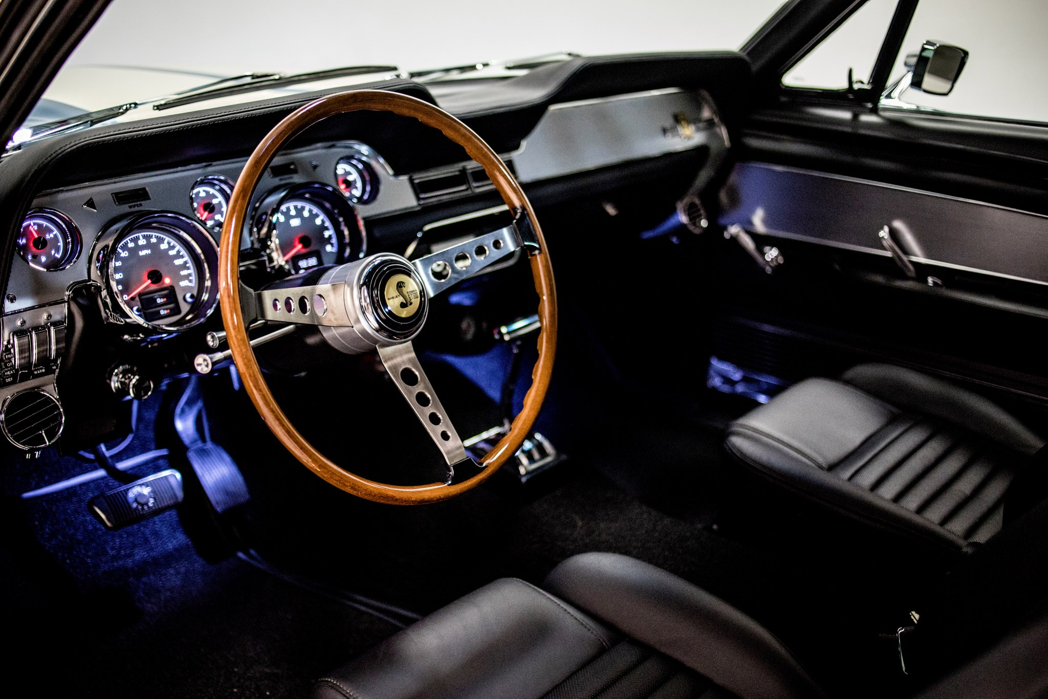 Got $219,000? This Reborn 1967 Shelby GT500 by Revology ...