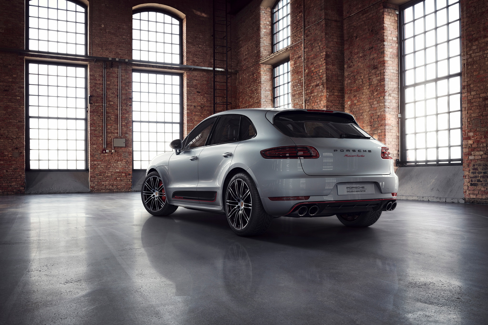 porsche macan turbo exclusive performance edition starts at nearly 137 000 automobile magazine. Black Bedroom Furniture Sets. Home Design Ideas