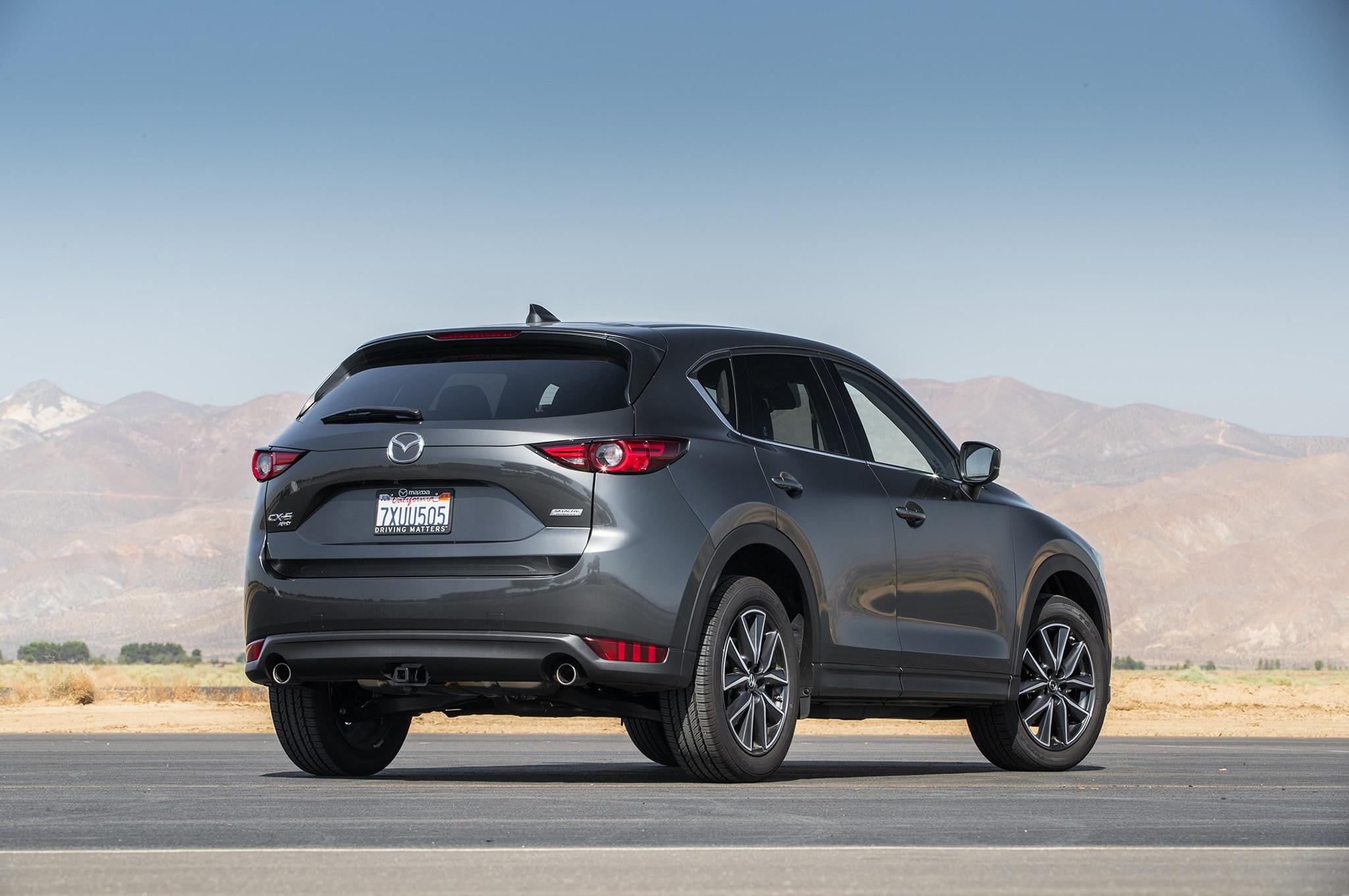 2018 Mazda Cx 5 Gets Cylinder Deactivation Automobile
