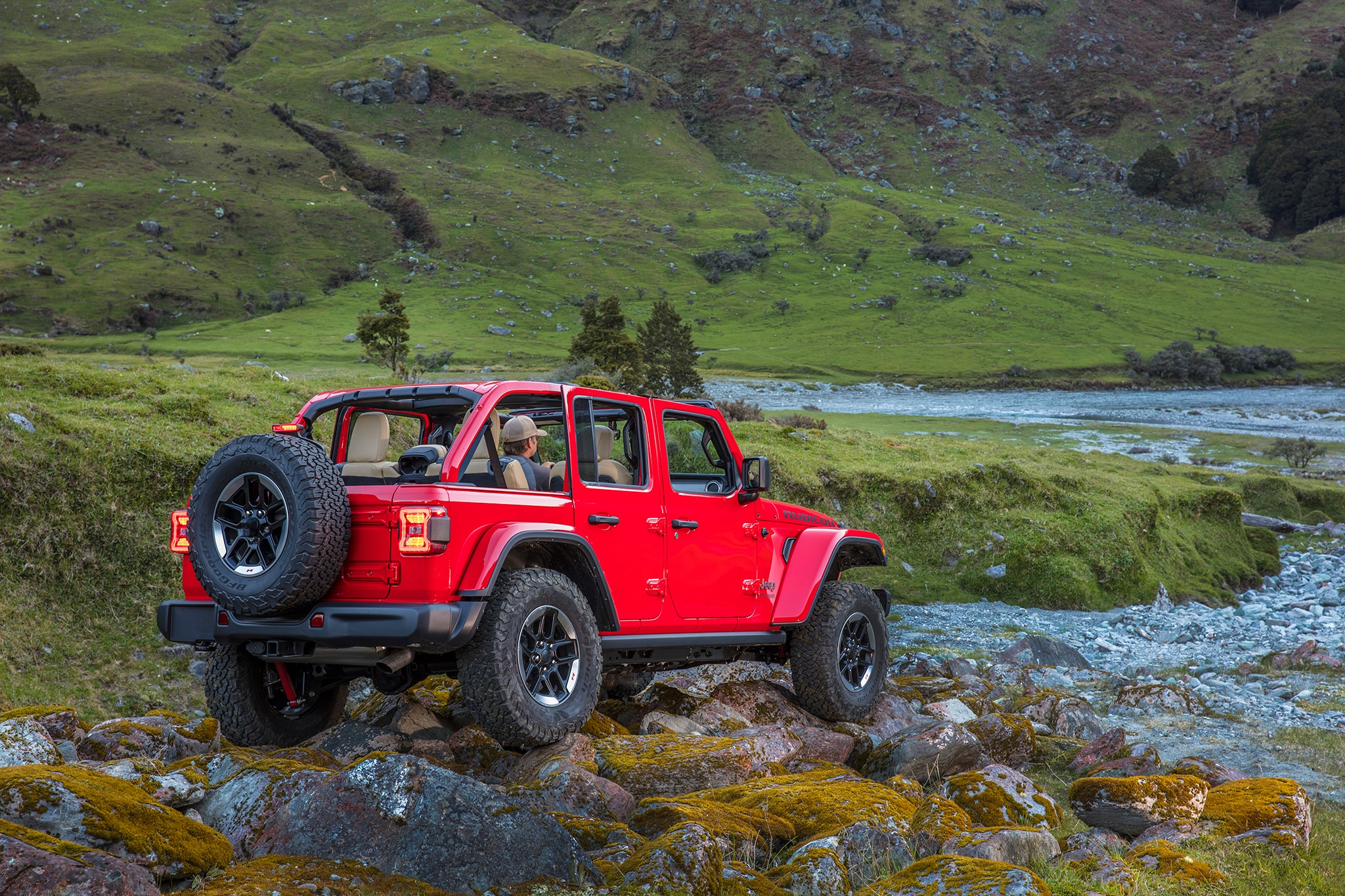 2018 Jeep Wrangler Rubicon First Drive Review