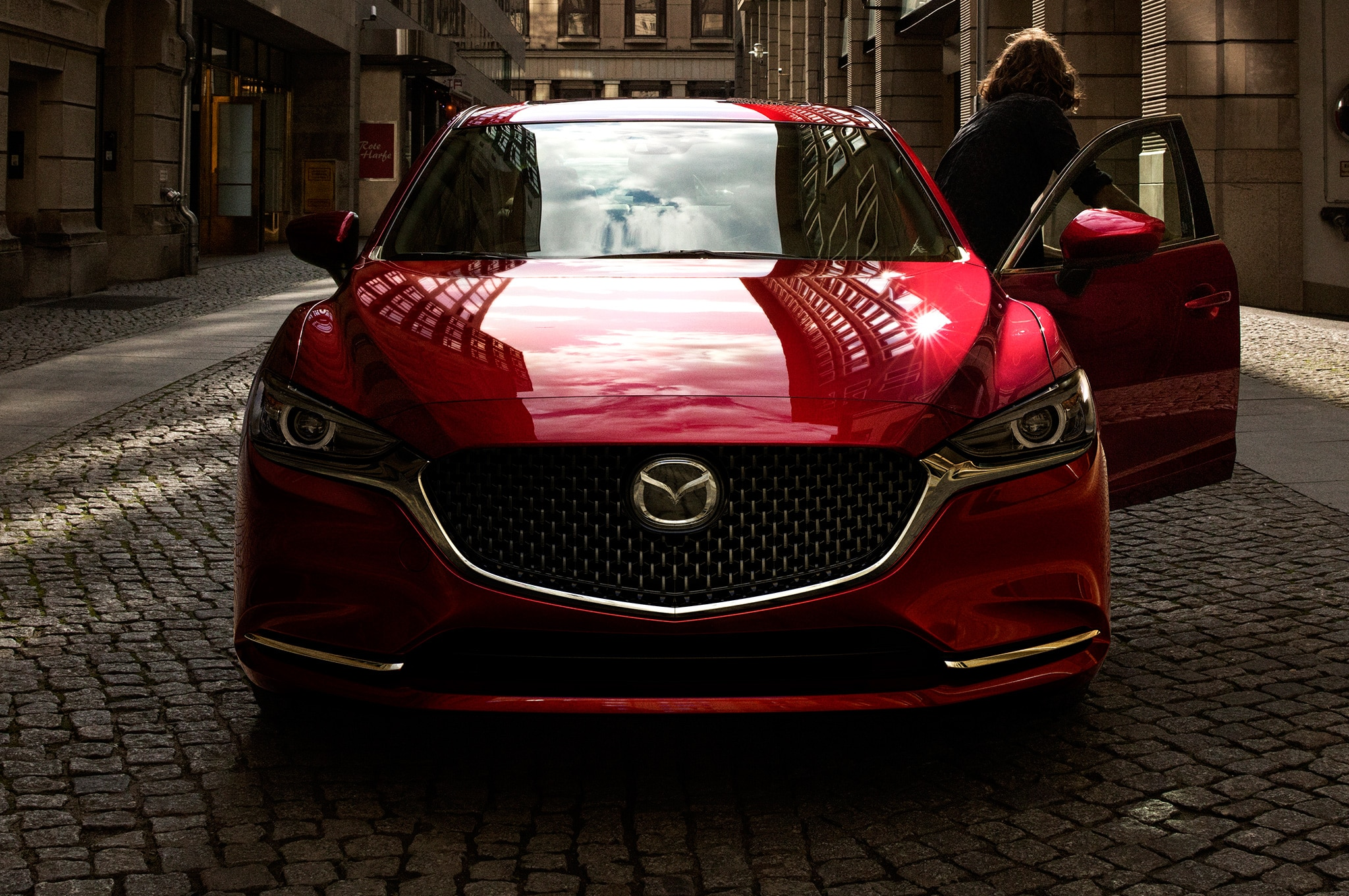 2018 mazda6 goes upscale starts at 22 840 automobile for 2018 mazda 6 exterior