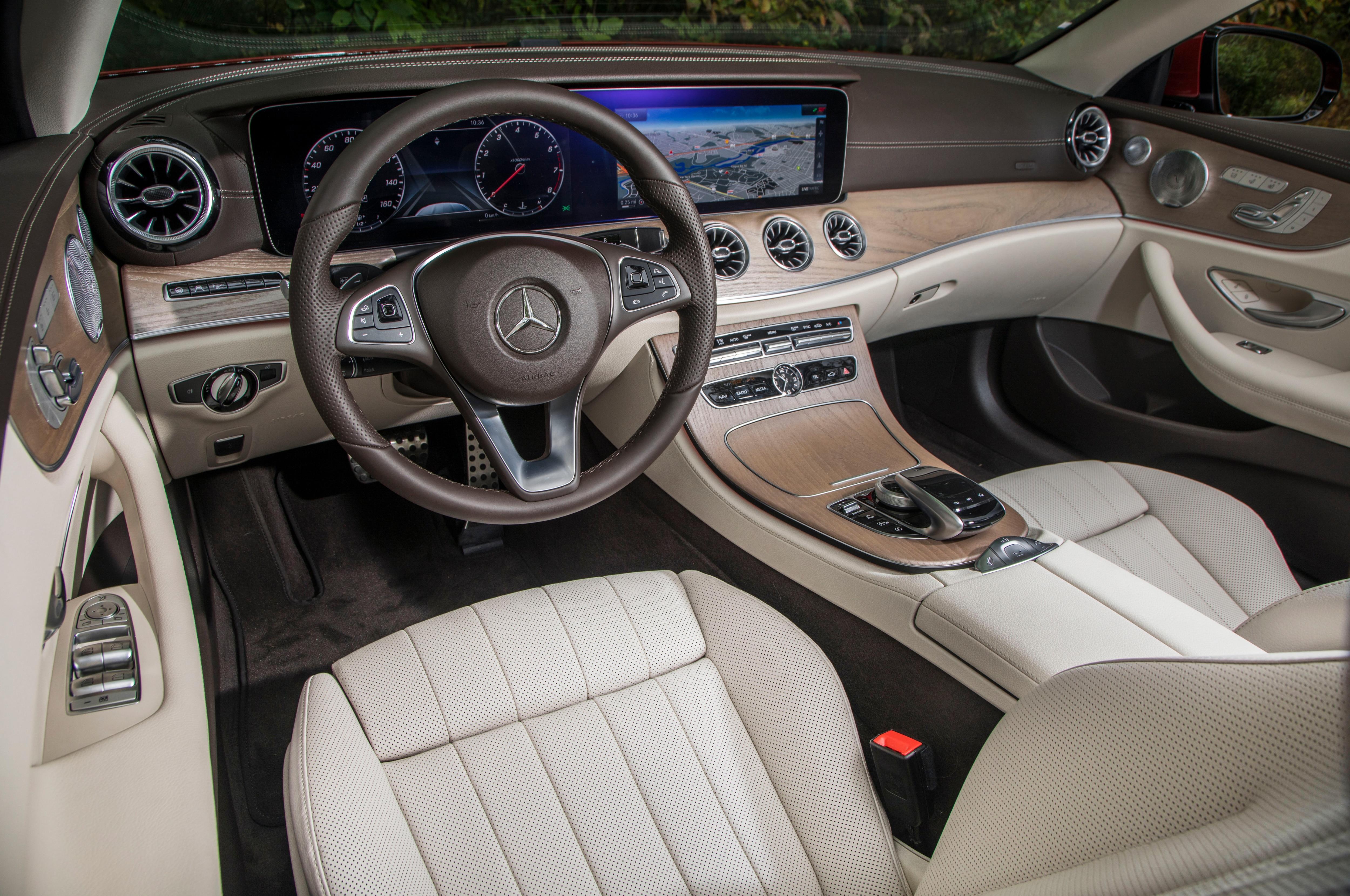 2018 E400 Convertible >> 2018 Mercedes-Benz E-Class Cabriolet Starts at $67,295   Automobile Magazine