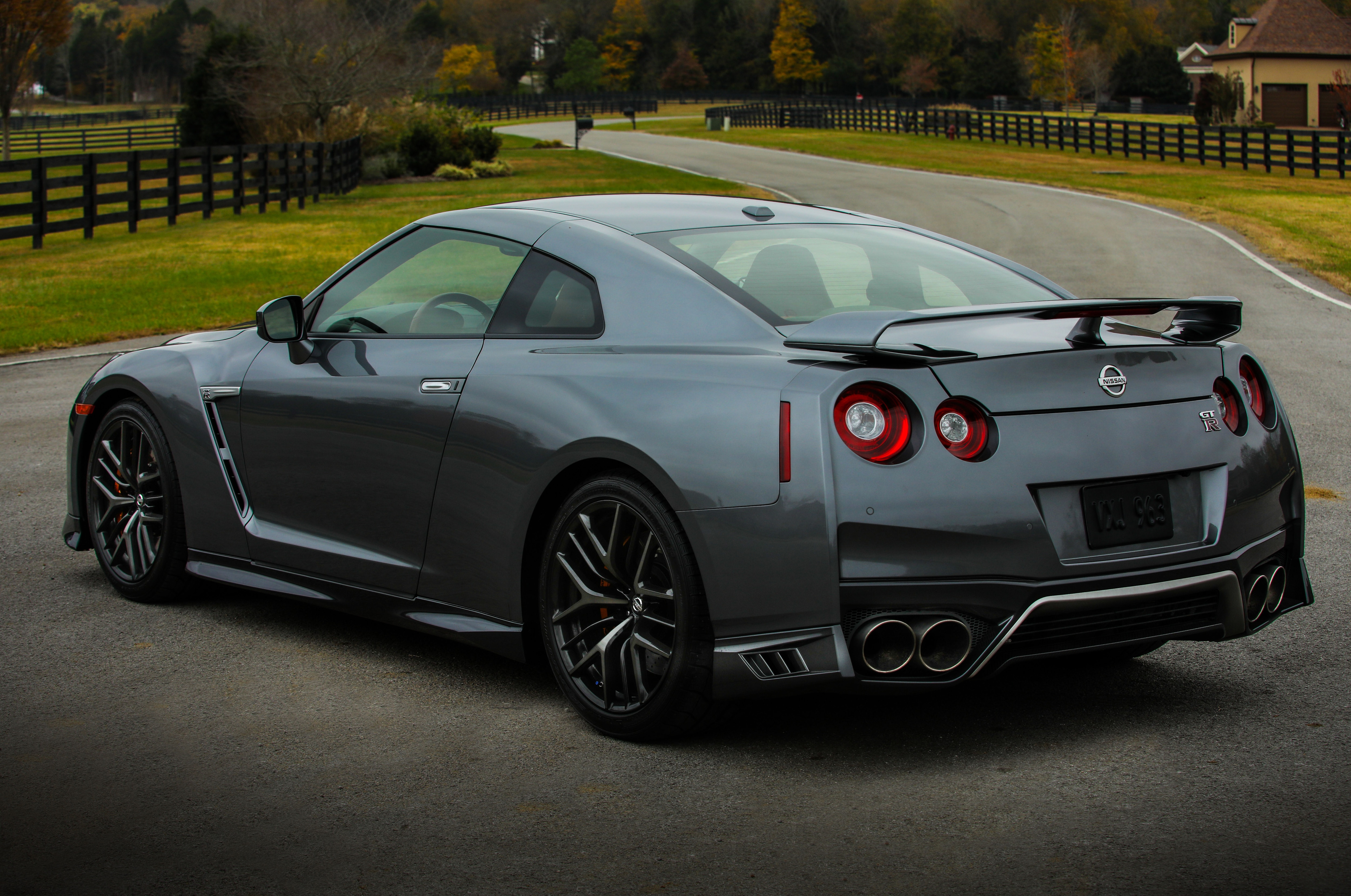 2018 Nissan Gt R Adds Pure Trim Level For 101 685 Automobile Magazine