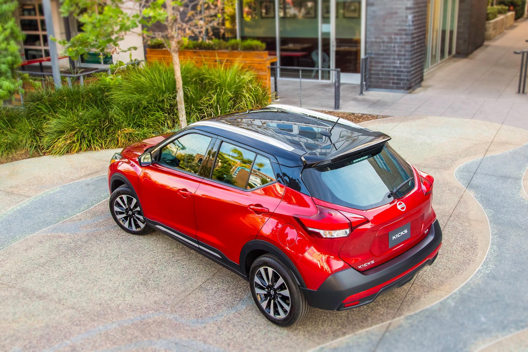 Get Your 2018 Nissan Kicks For Route 66 Automobile Magazine