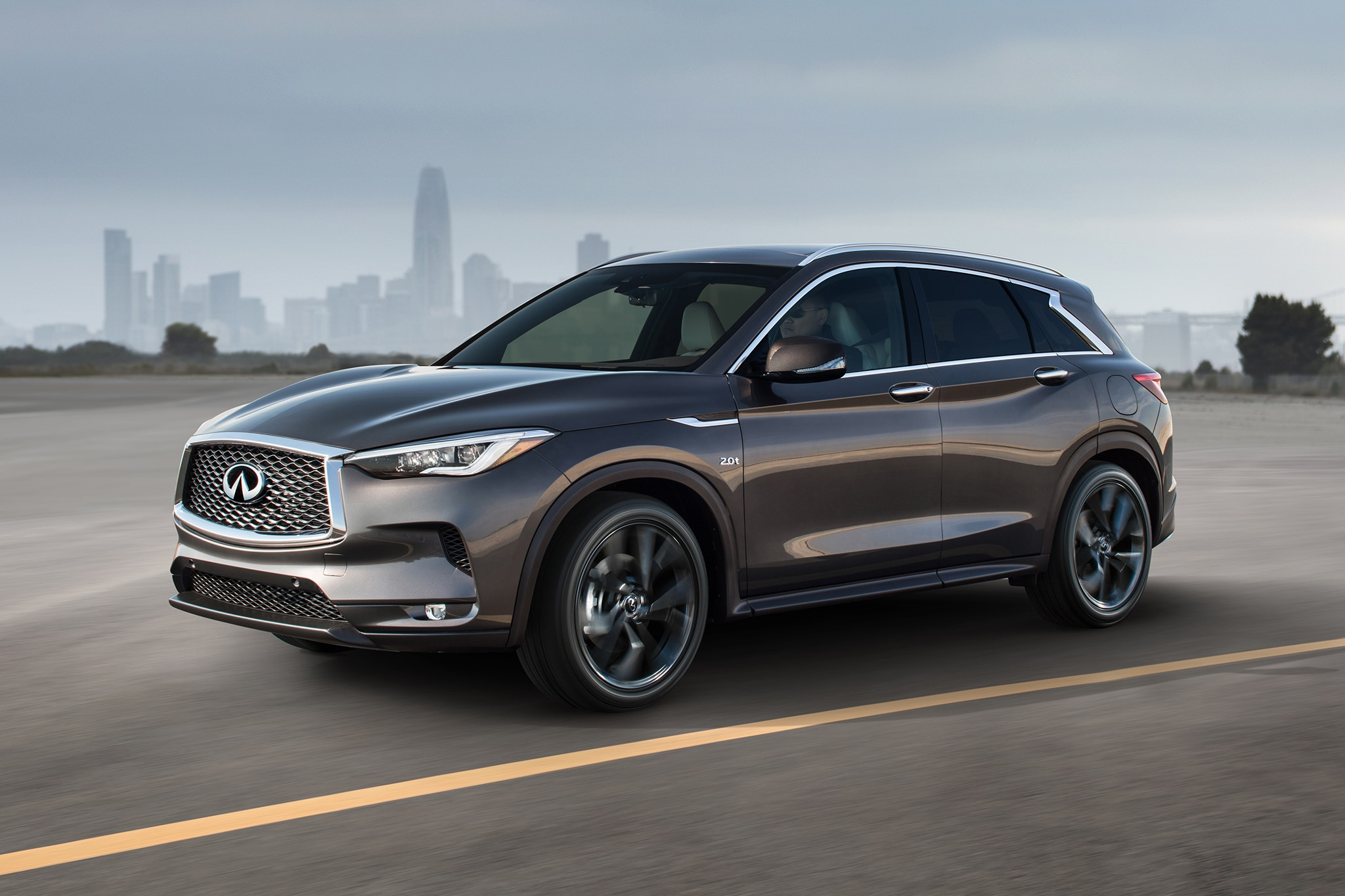 Infiniti Qx50 2019 >> 2019 Infiniti QX50 Pricing Announced | Automobile Magazine
