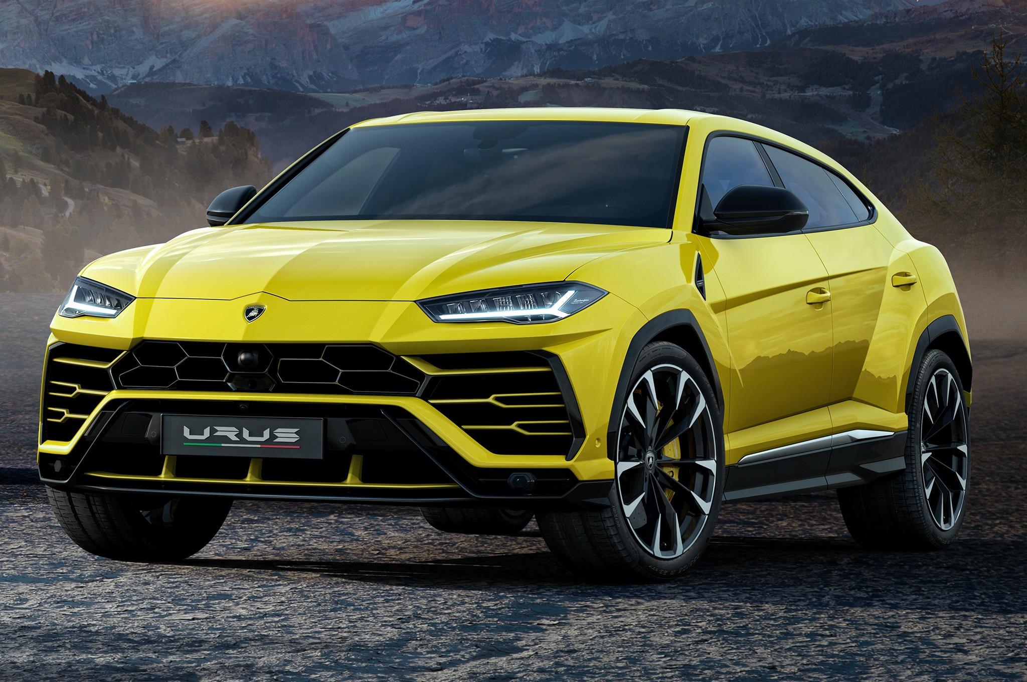 Configure Your Dream Lamborghini Urus Now Automobile