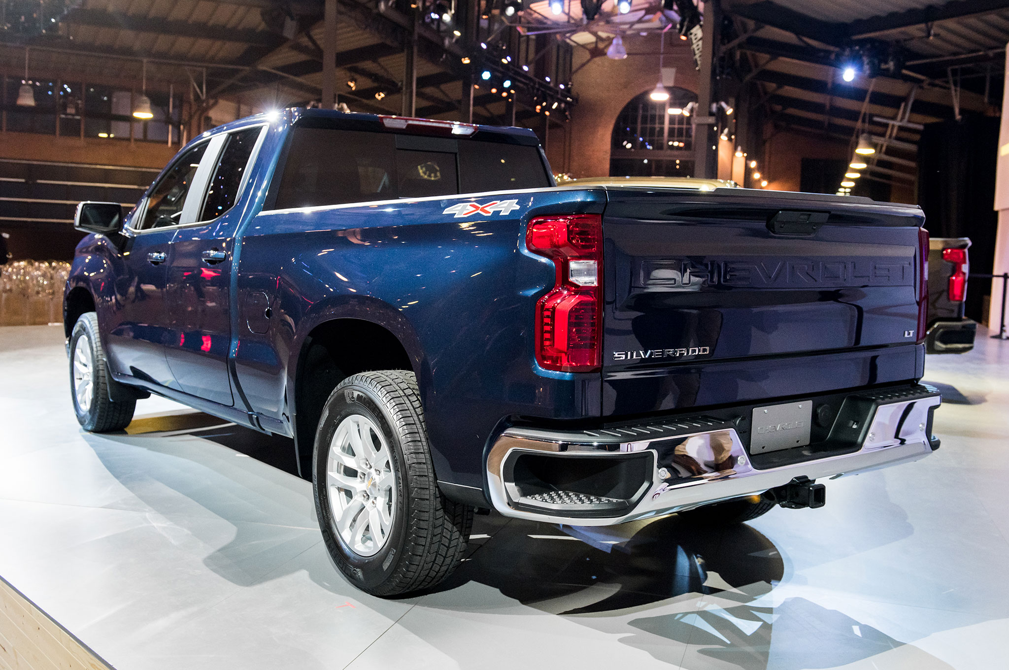 GM Picks Flint, Michigan to Make 2019 Chevrolet Silverado ...