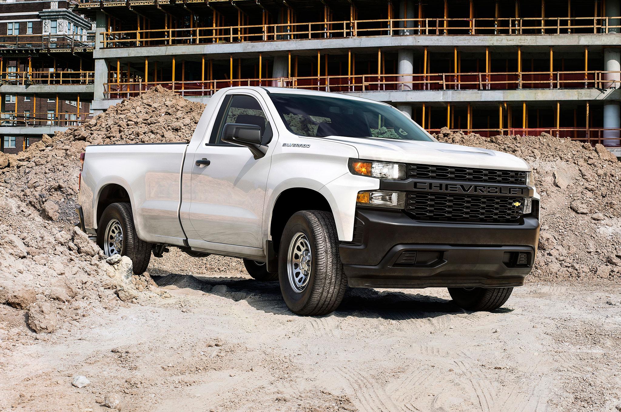 GM Picks Flint, Michigan to Make 2019 Chevrolet Silverado ...