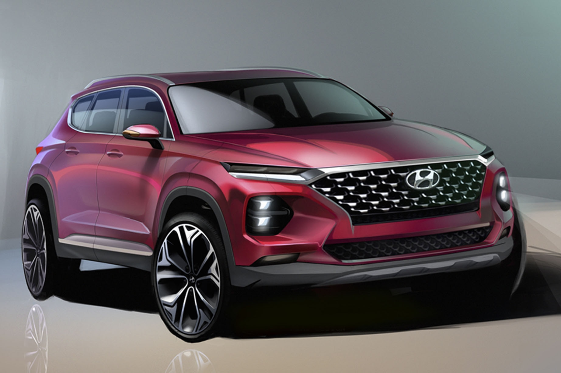 Hyundai Santa Fe Will Make You Feel Safer