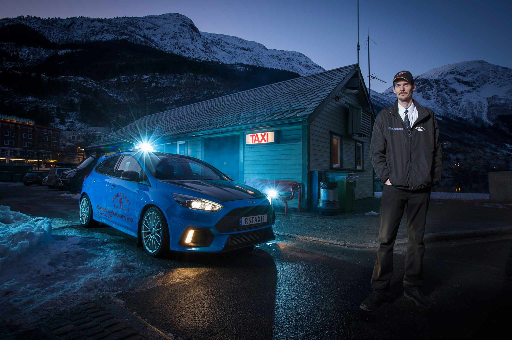 Ford Focus RS Taxi 04
