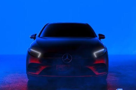 Mercedes Benz A Class Teased Ahead Of Official .