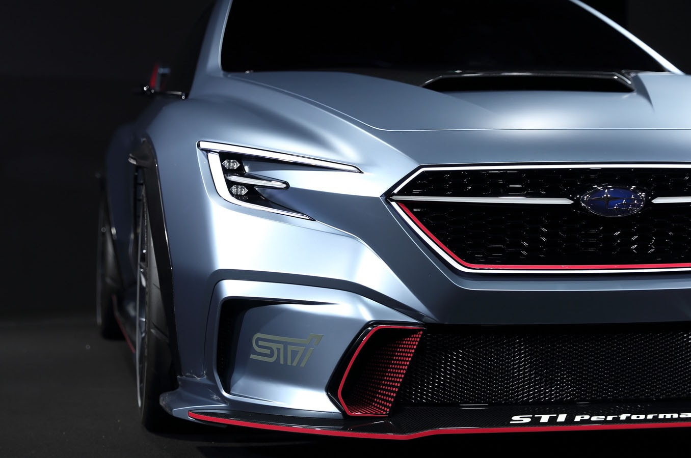 2018 Wrx 0 To 60 >> Subaru VIZIV Performance STI Concept Rocks | Automobile Magazine