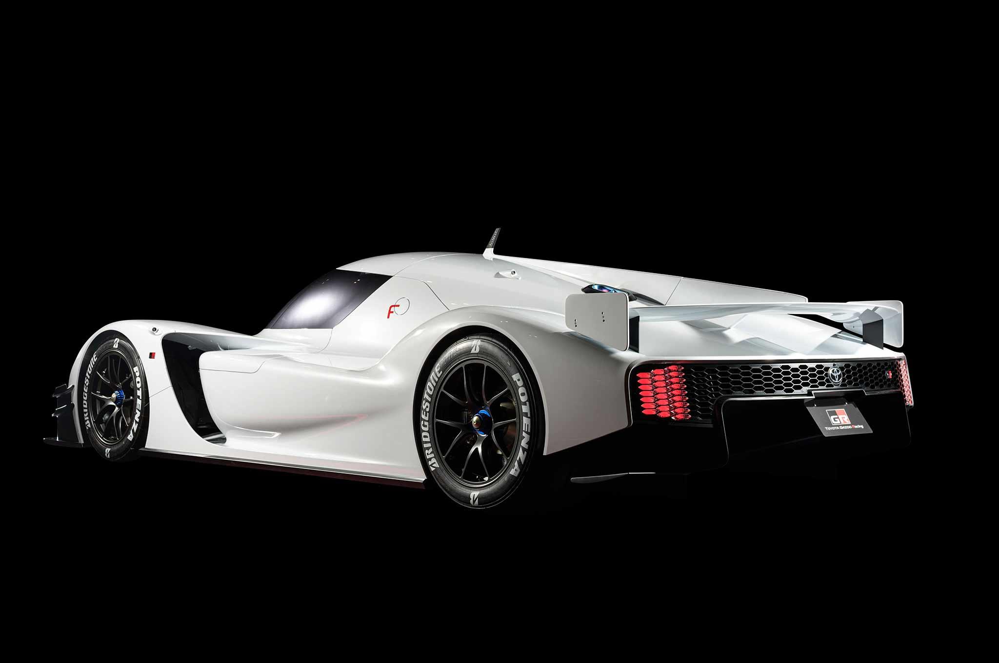 Toyota GR Super Sport Concept 10