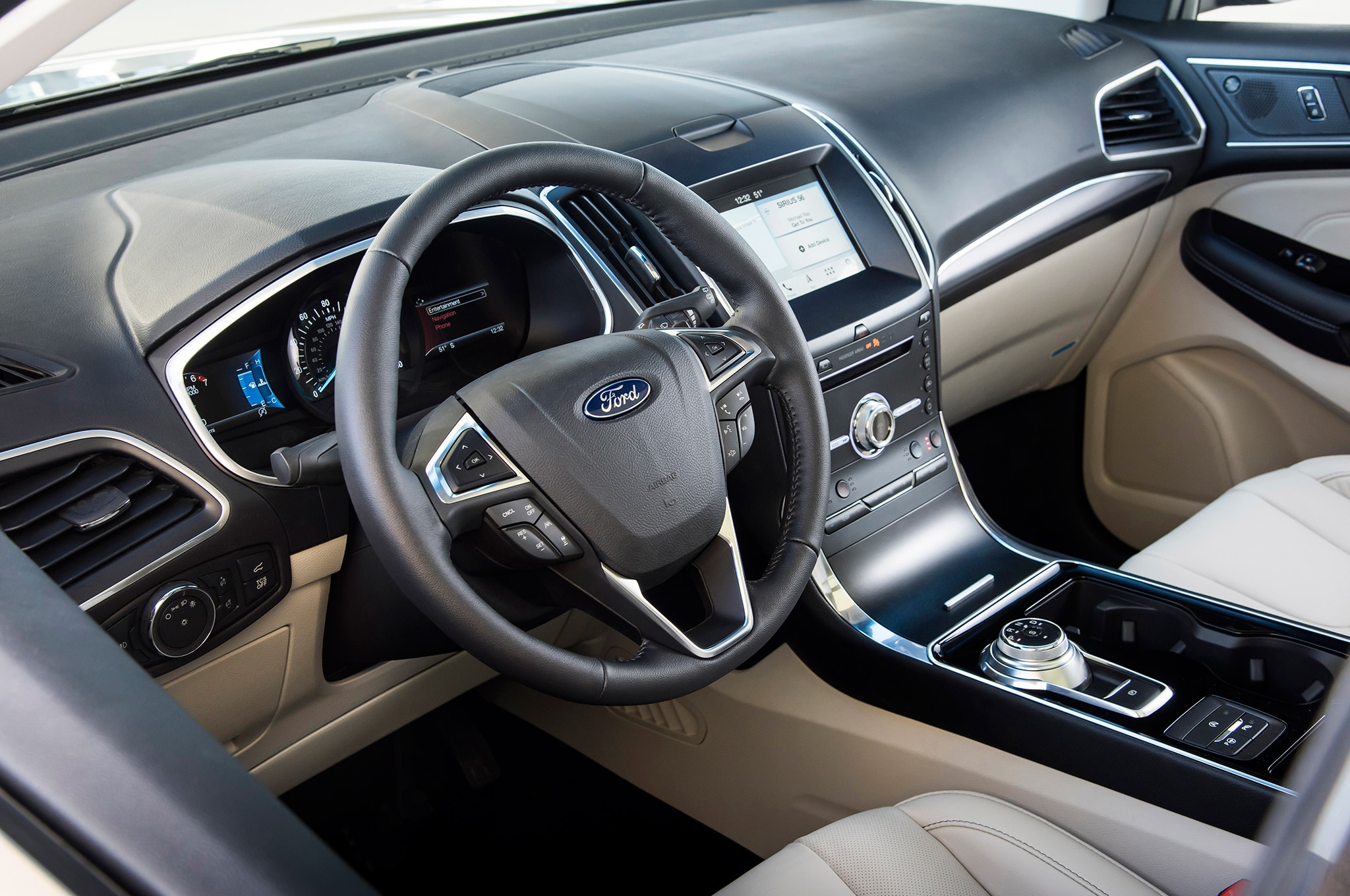2019 Ford Edge Titanium Elite Package Debuts in Chicago ...