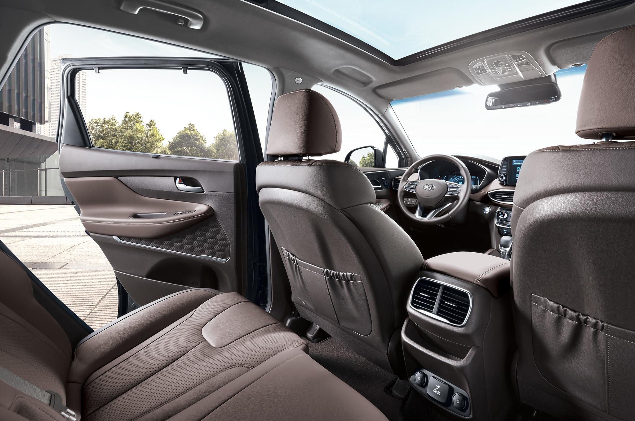 2019 Hyundai Santa Fe Getting A Diesel Option Automobile Magazine