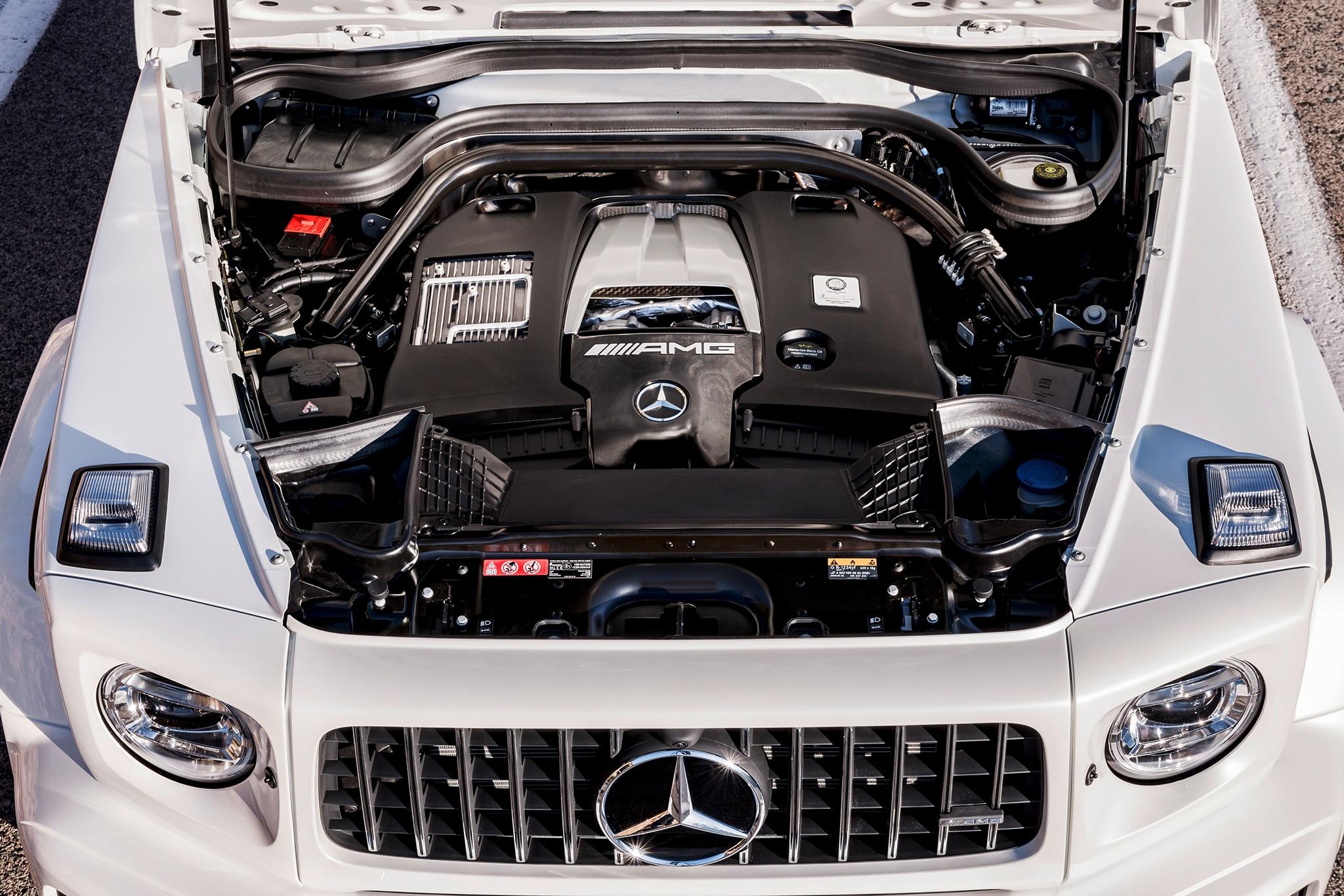2019 Mercedes-AMG G63 Revealed Ahead of Geneva ...