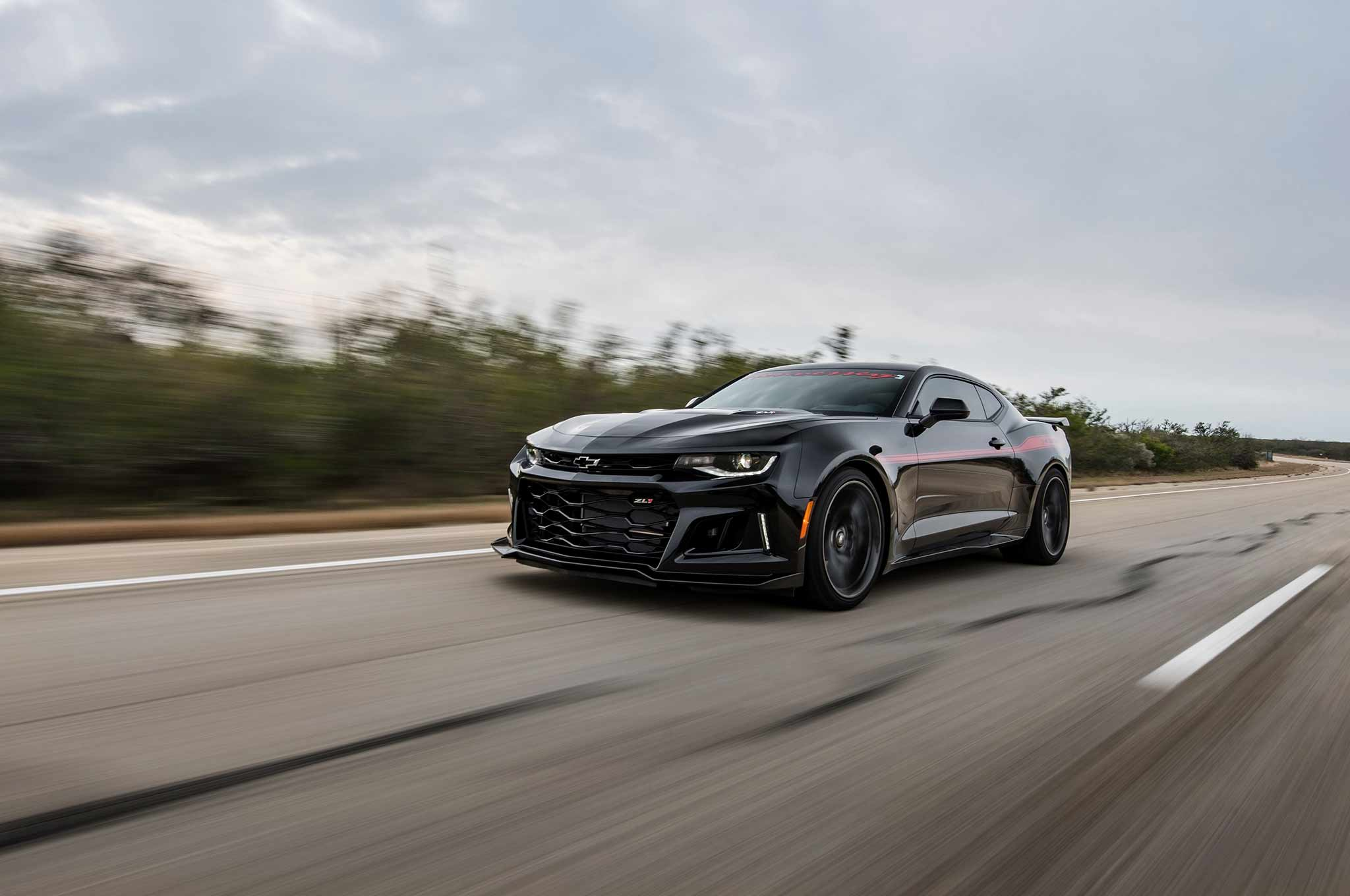 Hennessey Exorcist Camaro Zl1 Hits 217 Mph In New Video